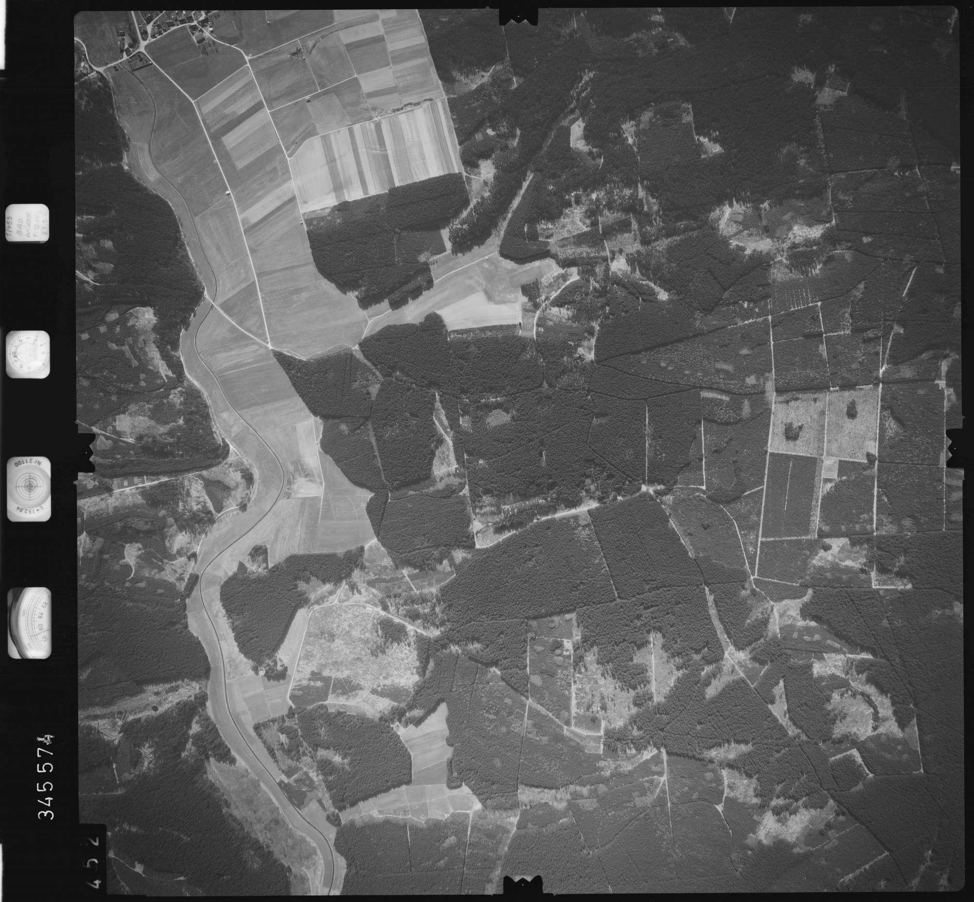 Luftbild: Film 46 Bildnr. 452, Bild 1