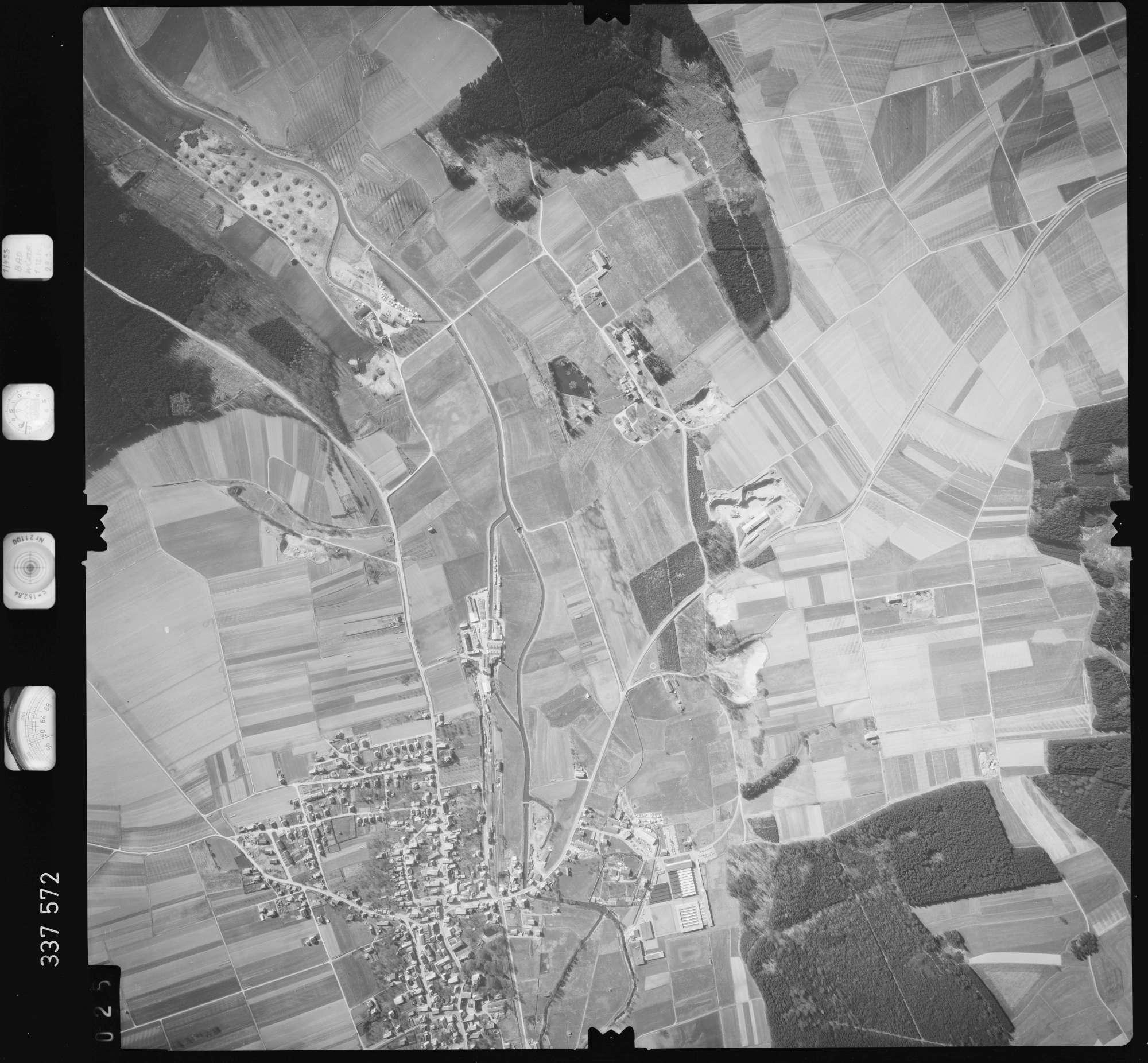 Luftbild: Film 50 Bildnr. 25, Bild 1