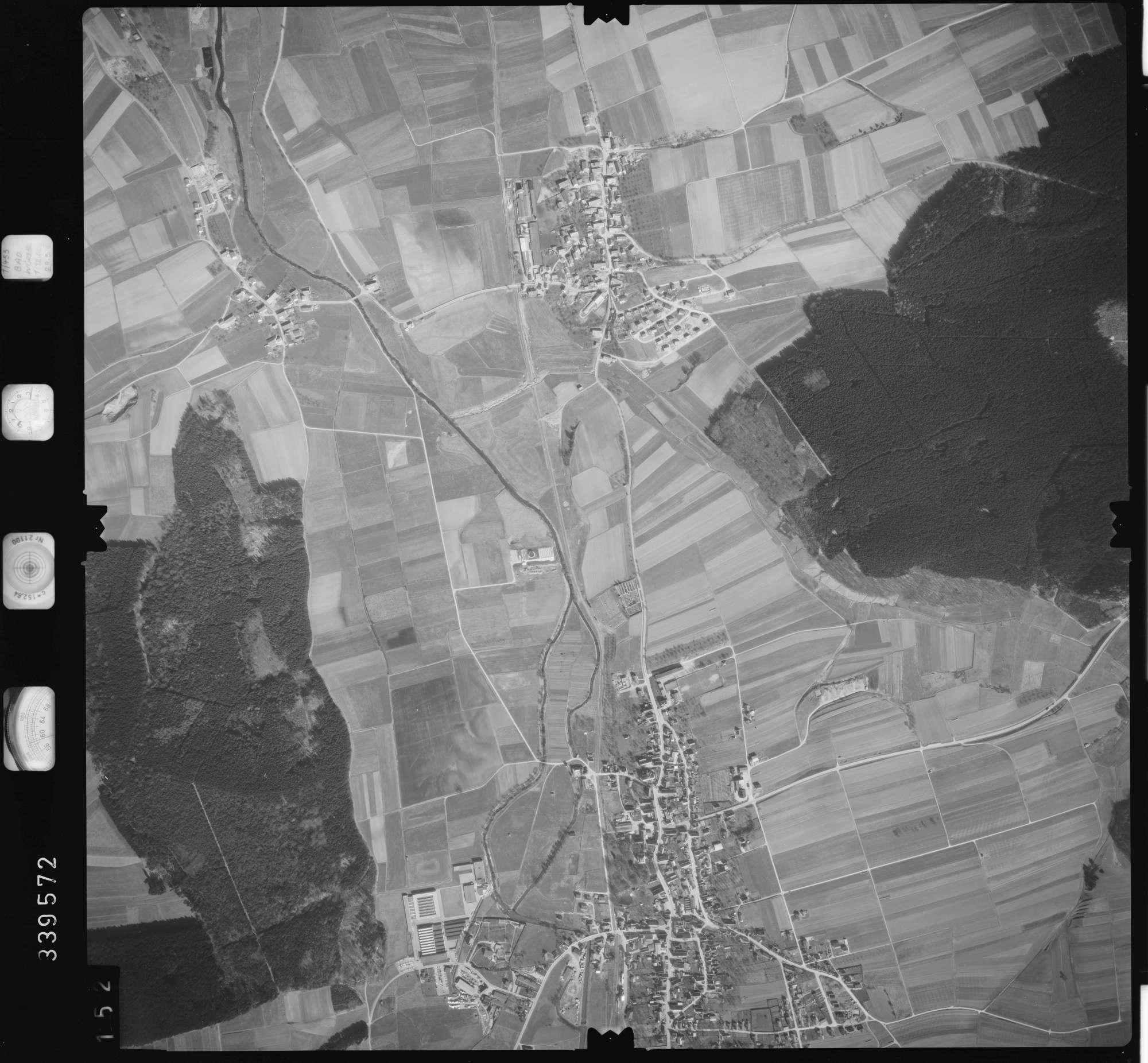 Luftbild: Film 50 Bildnr. 152, Bild 1