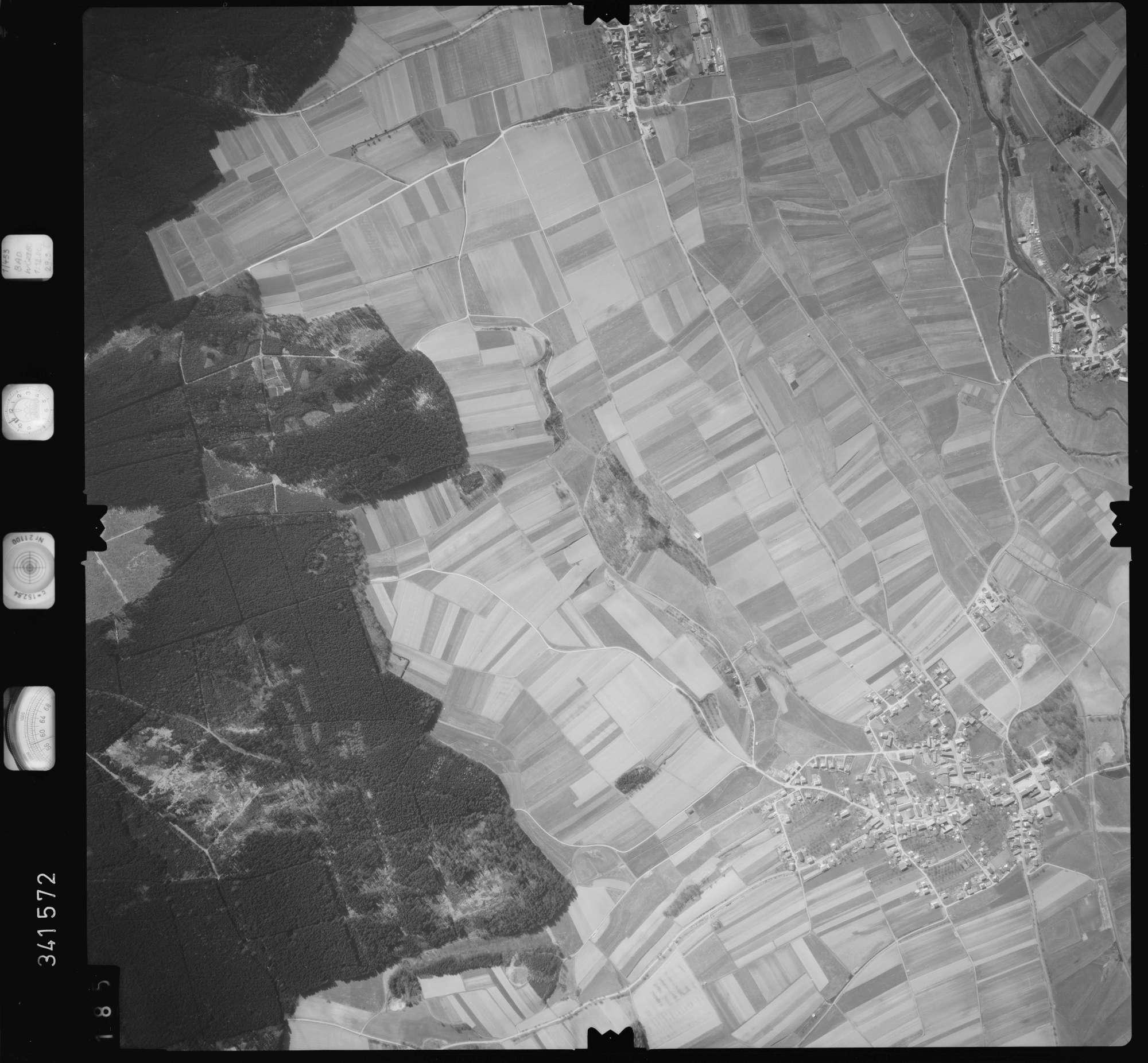 Luftbild: Film 50 Bildnr. 185, Bild 1