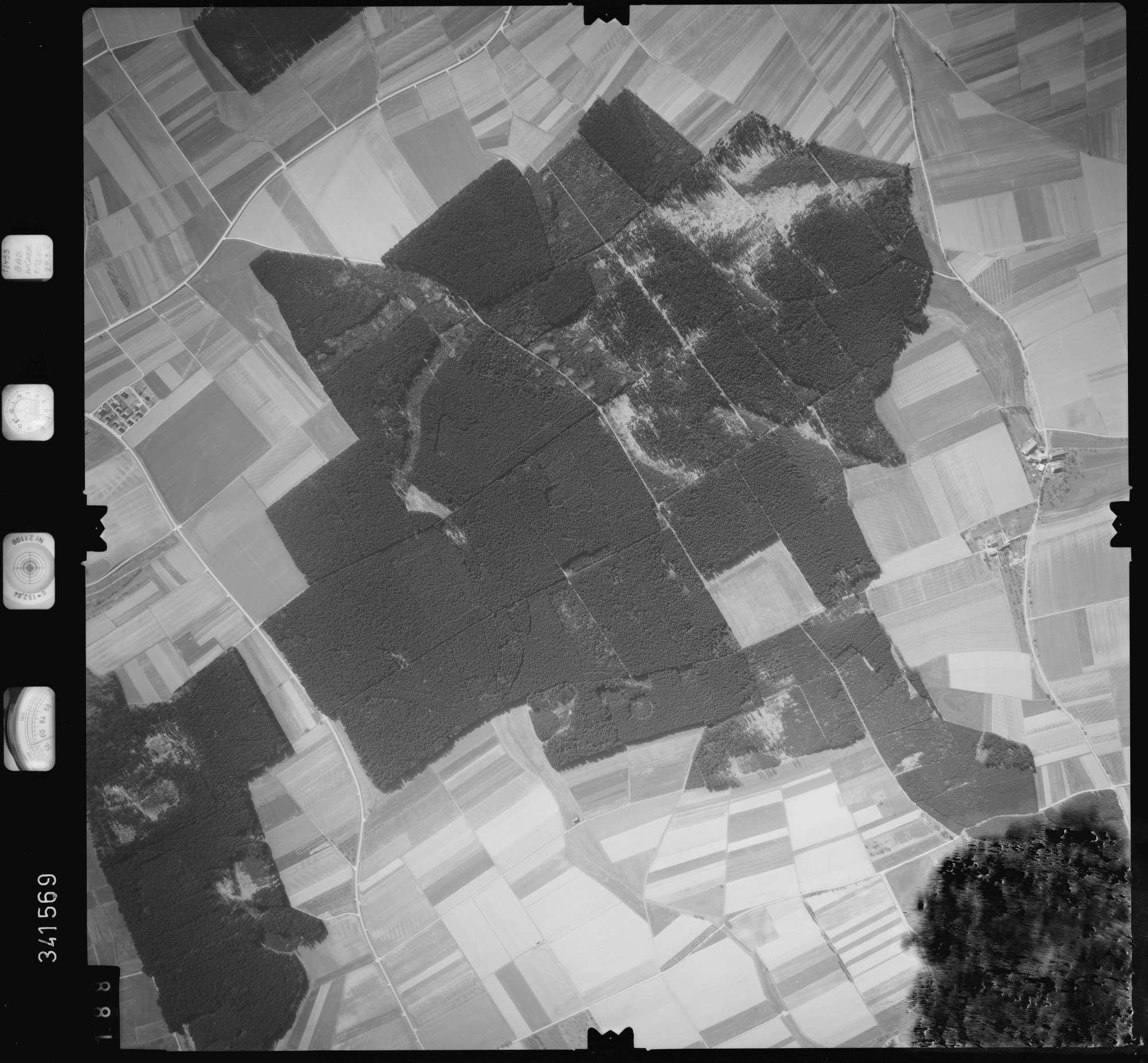 Luftbild: Film 50 Bildnr. 188, Bild 1