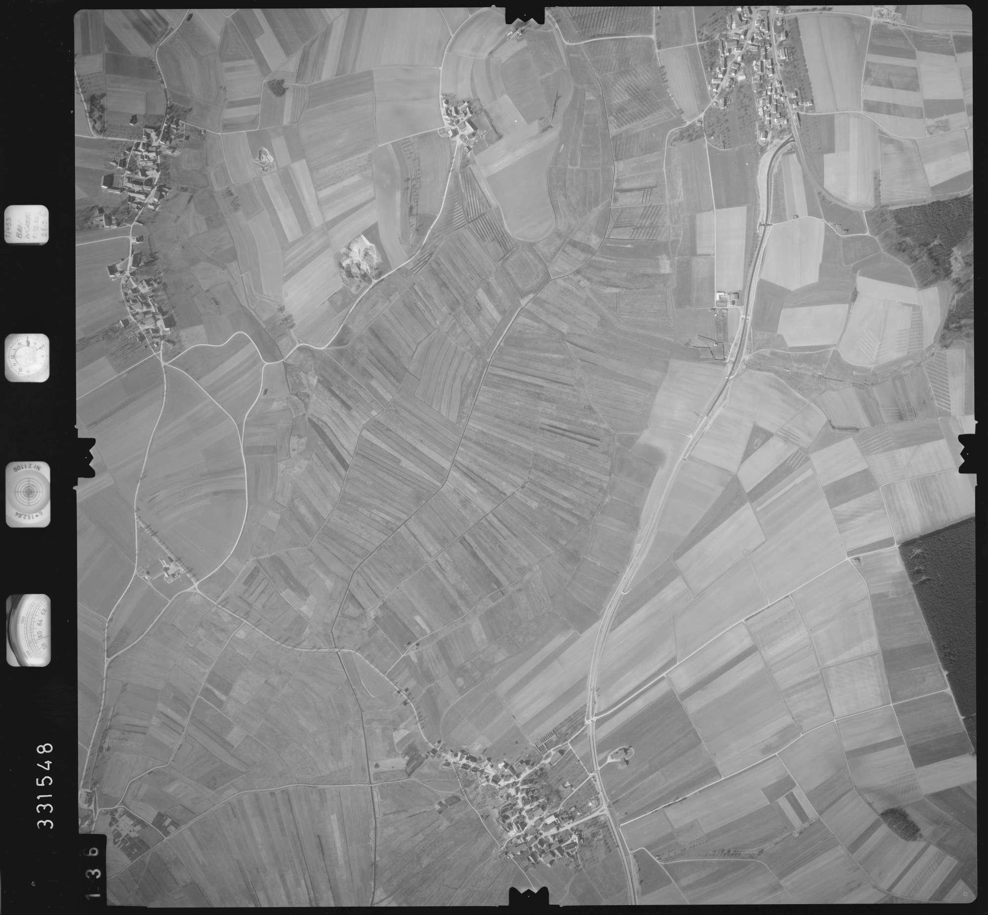 Luftbild: Film 51 Bildnr. 136, Bild 1
