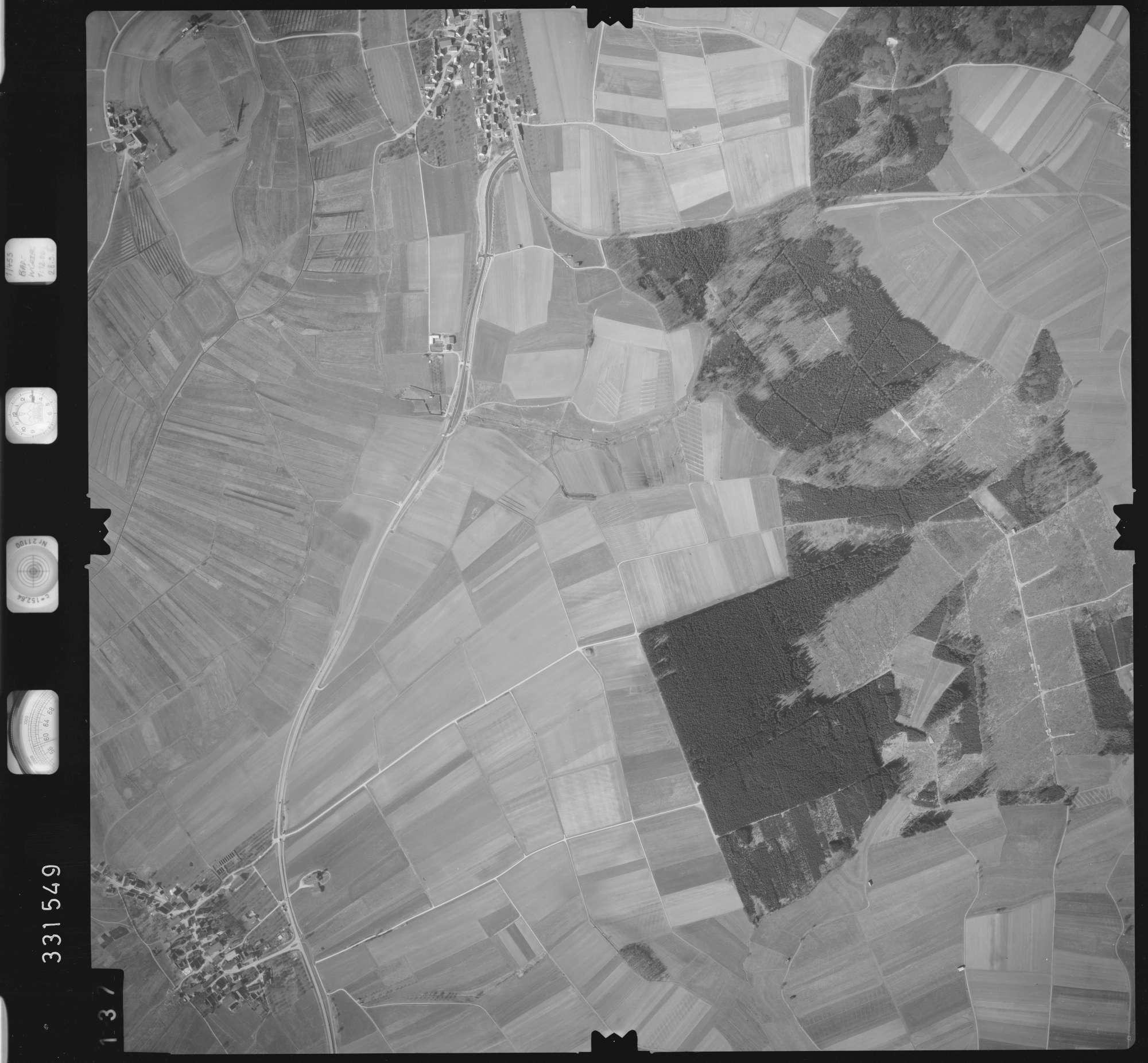 Luftbild: Film 51 Bildnr. 137, Bild 1