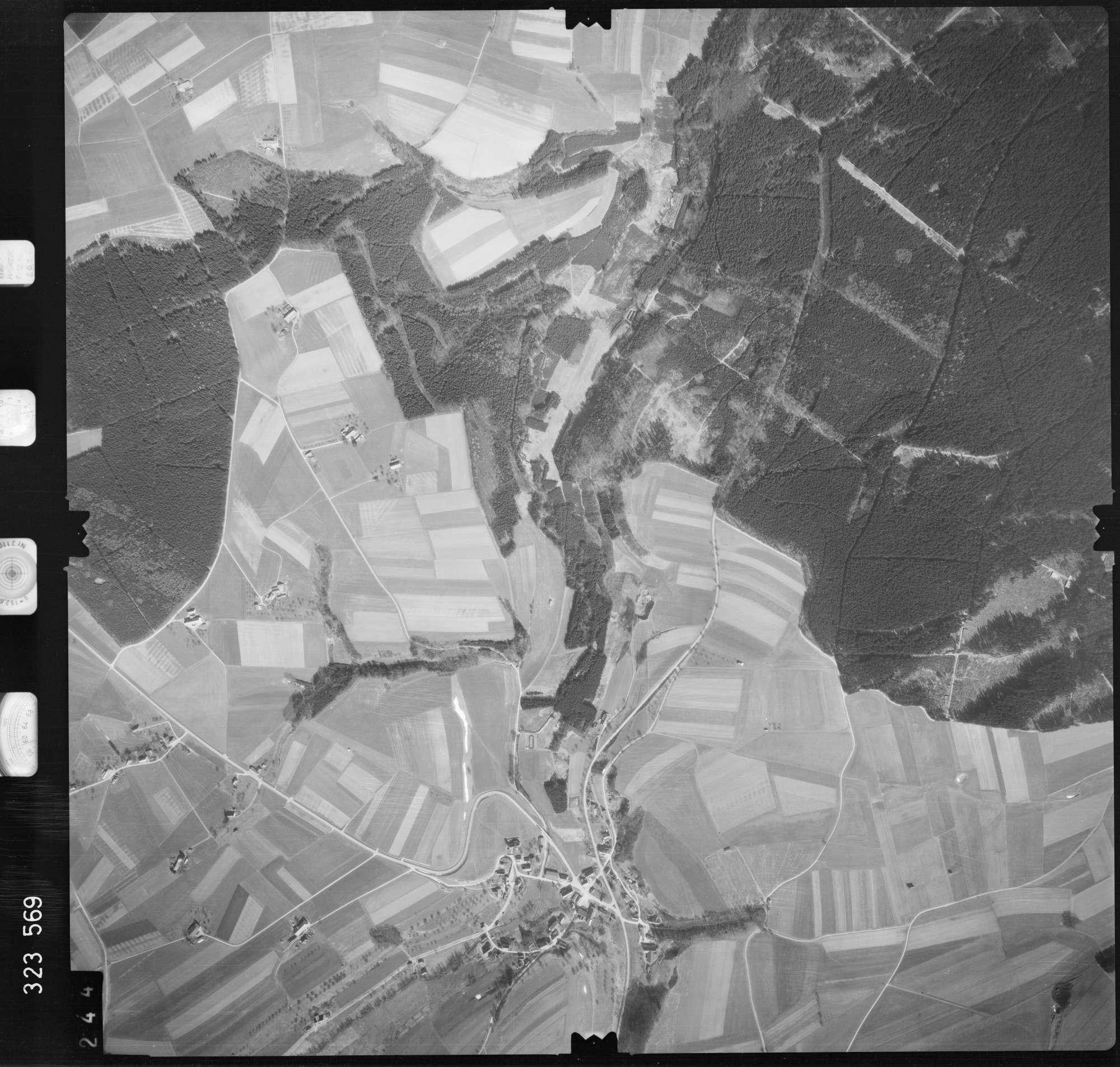 Luftbild: Film 53 Bildnr. 244, Bild 1