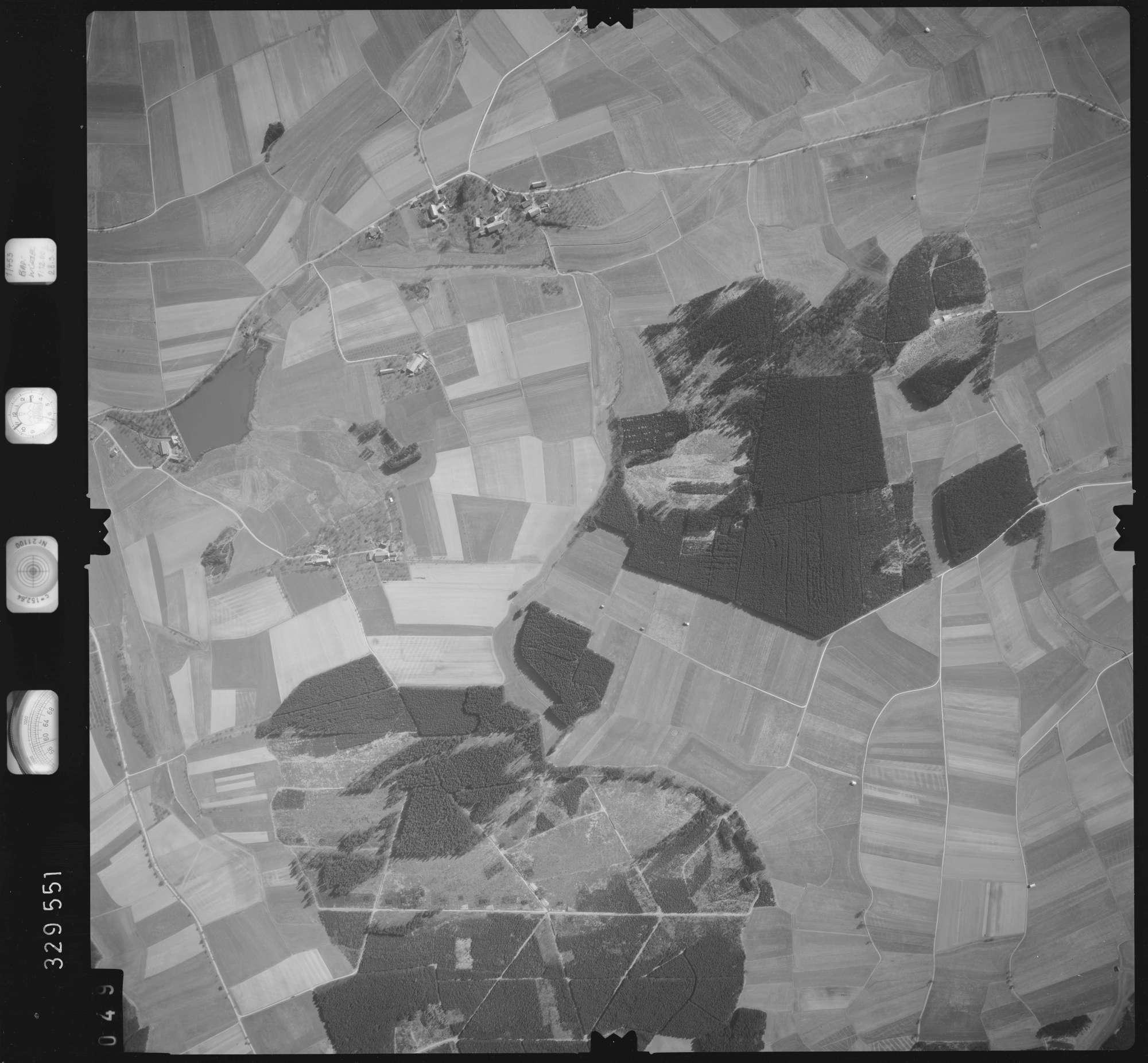 Luftbild: Film 51 Bildnr. 49, Bild 1