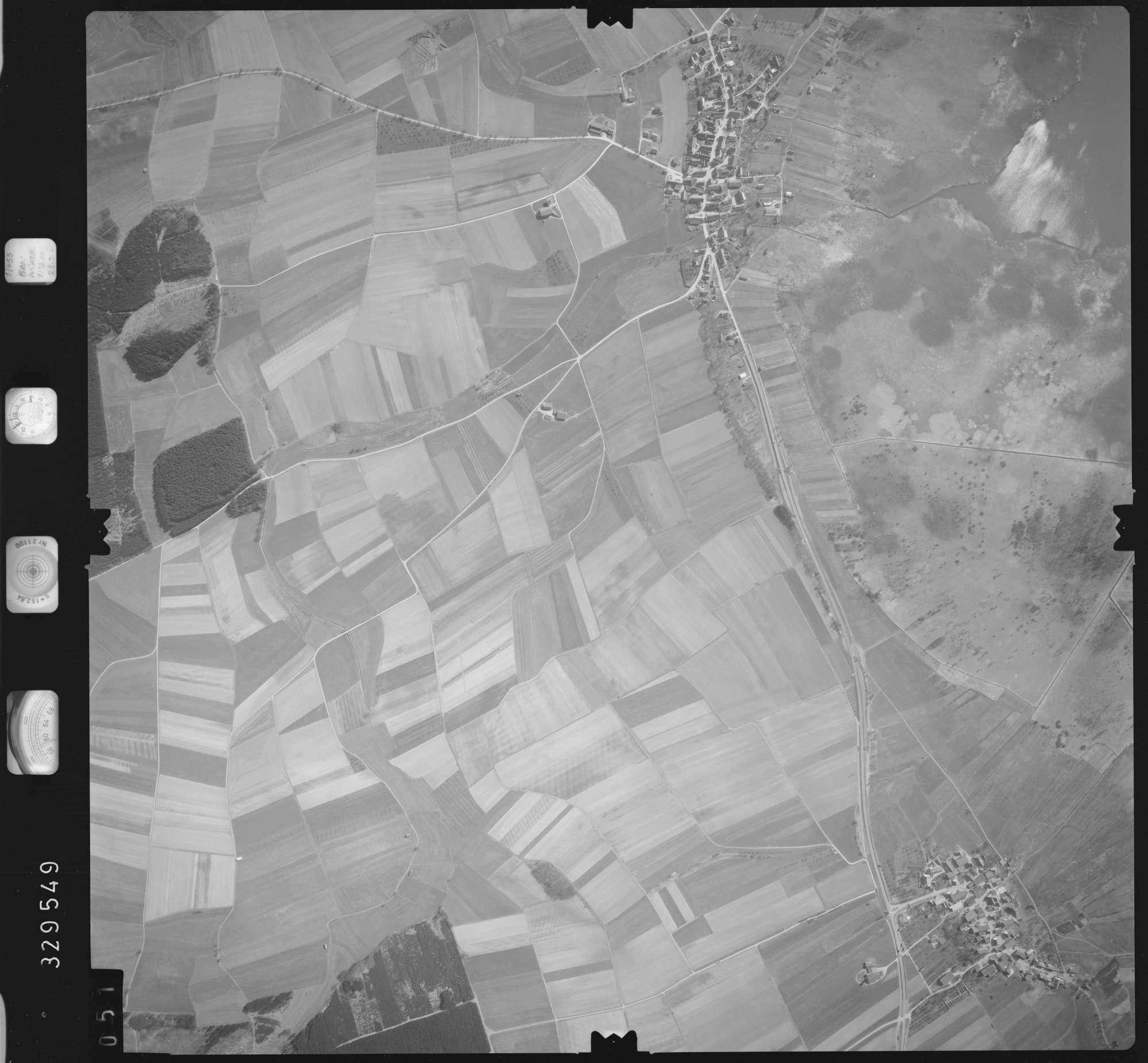Luftbild: Film 51 Bildnr. 51, Bild 1
