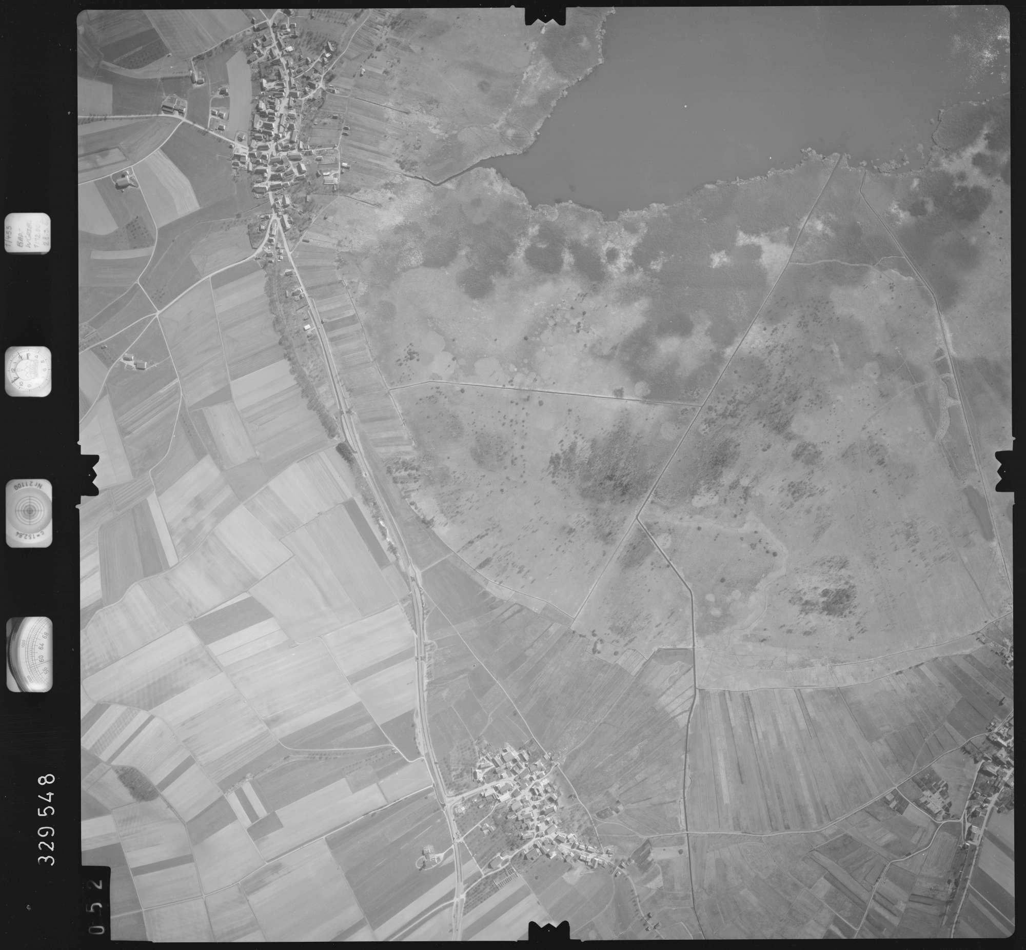 Luftbild: Film 51 Bildnr. 52, Bild 1