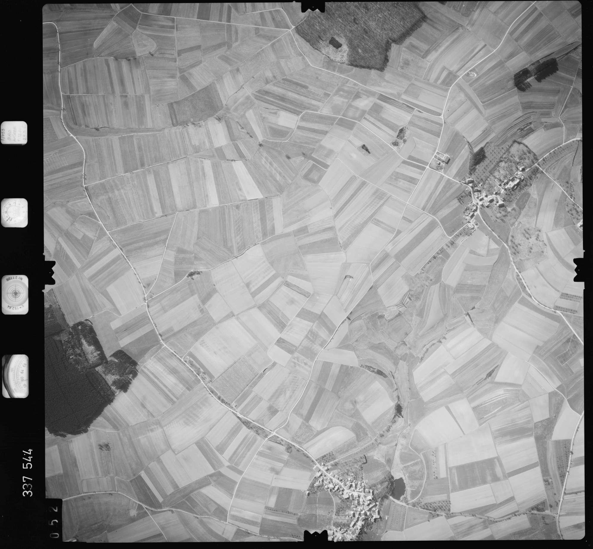 Luftbild: Film 50 Bildnr. 52, Bild 1