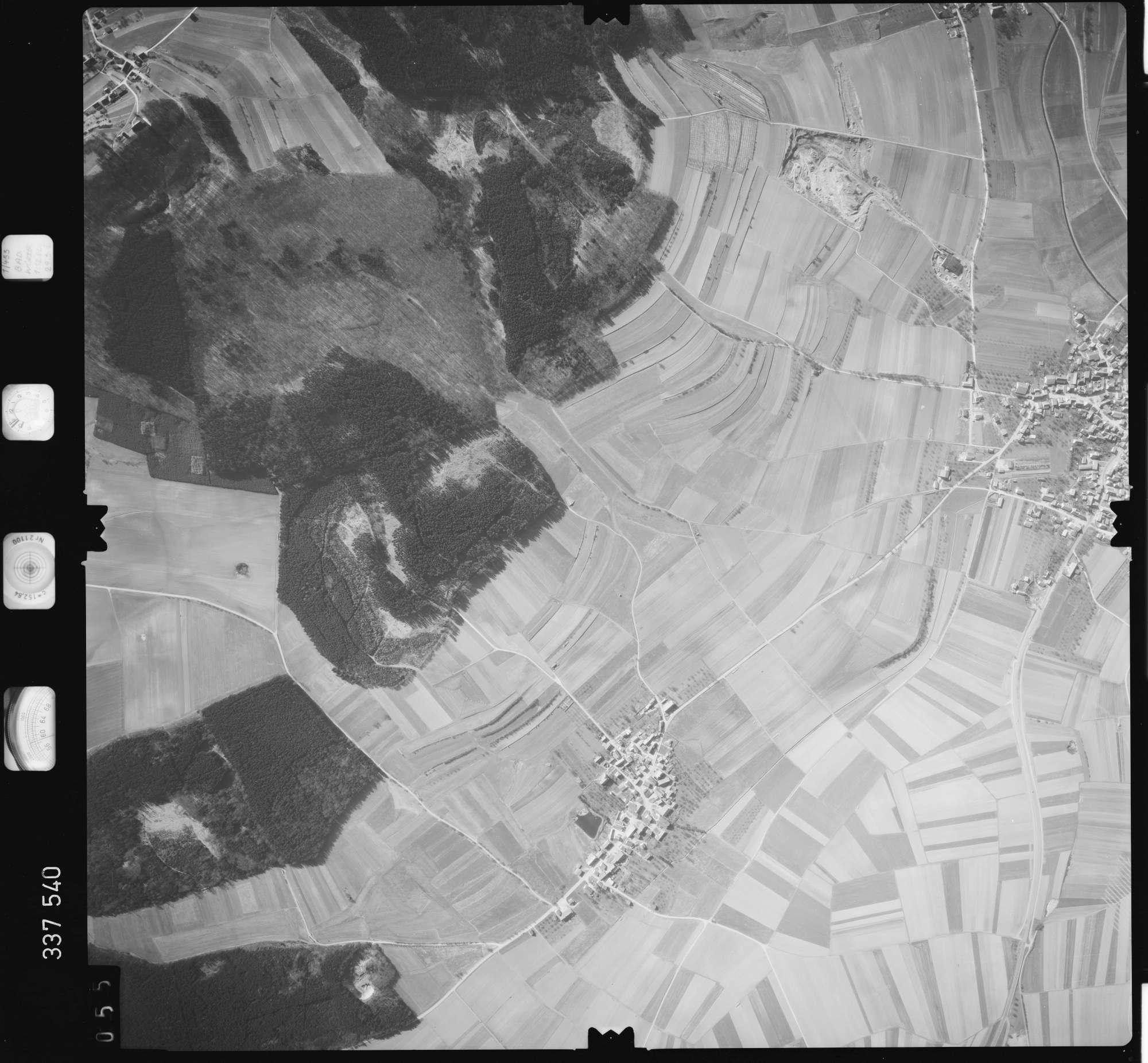 Luftbild: Film 50 Bildnr. 55, Bild 1