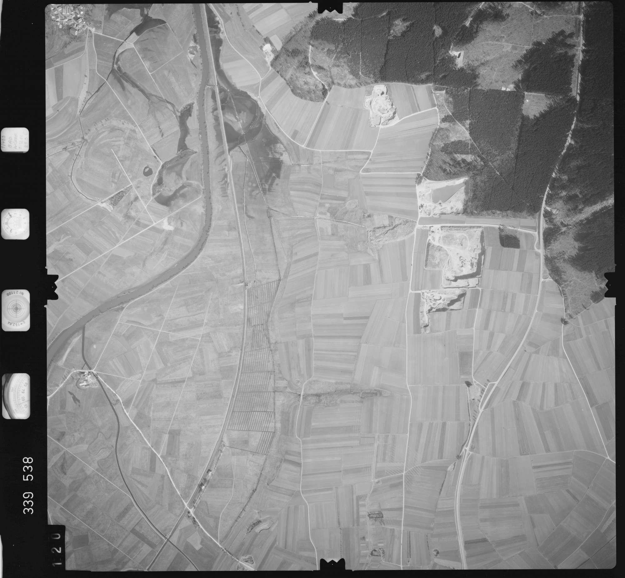 Luftbild: Film 50 Bildnr. 120, Bild 1