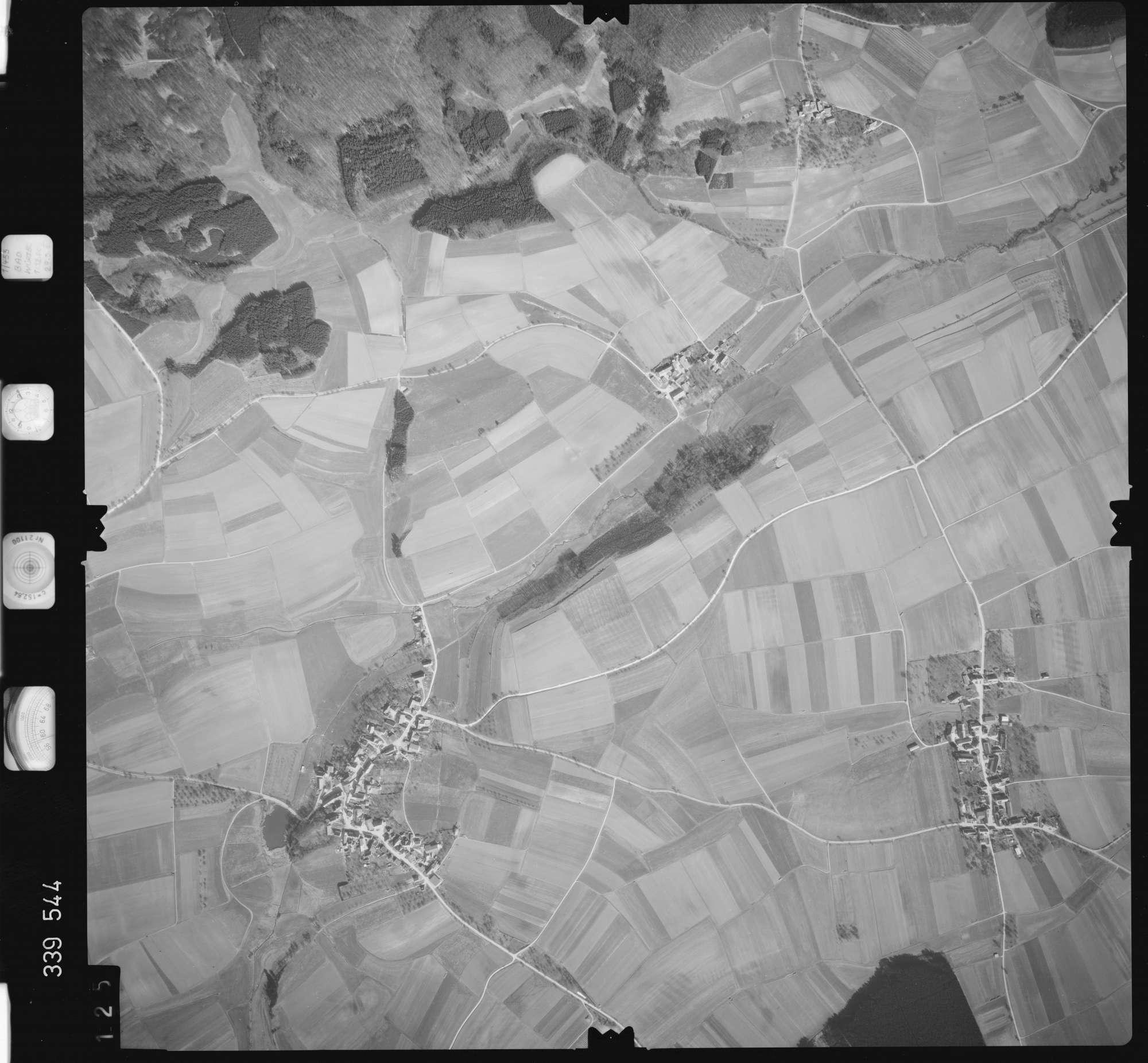 Luftbild: Film 50 Bildnr. 125, Bild 1