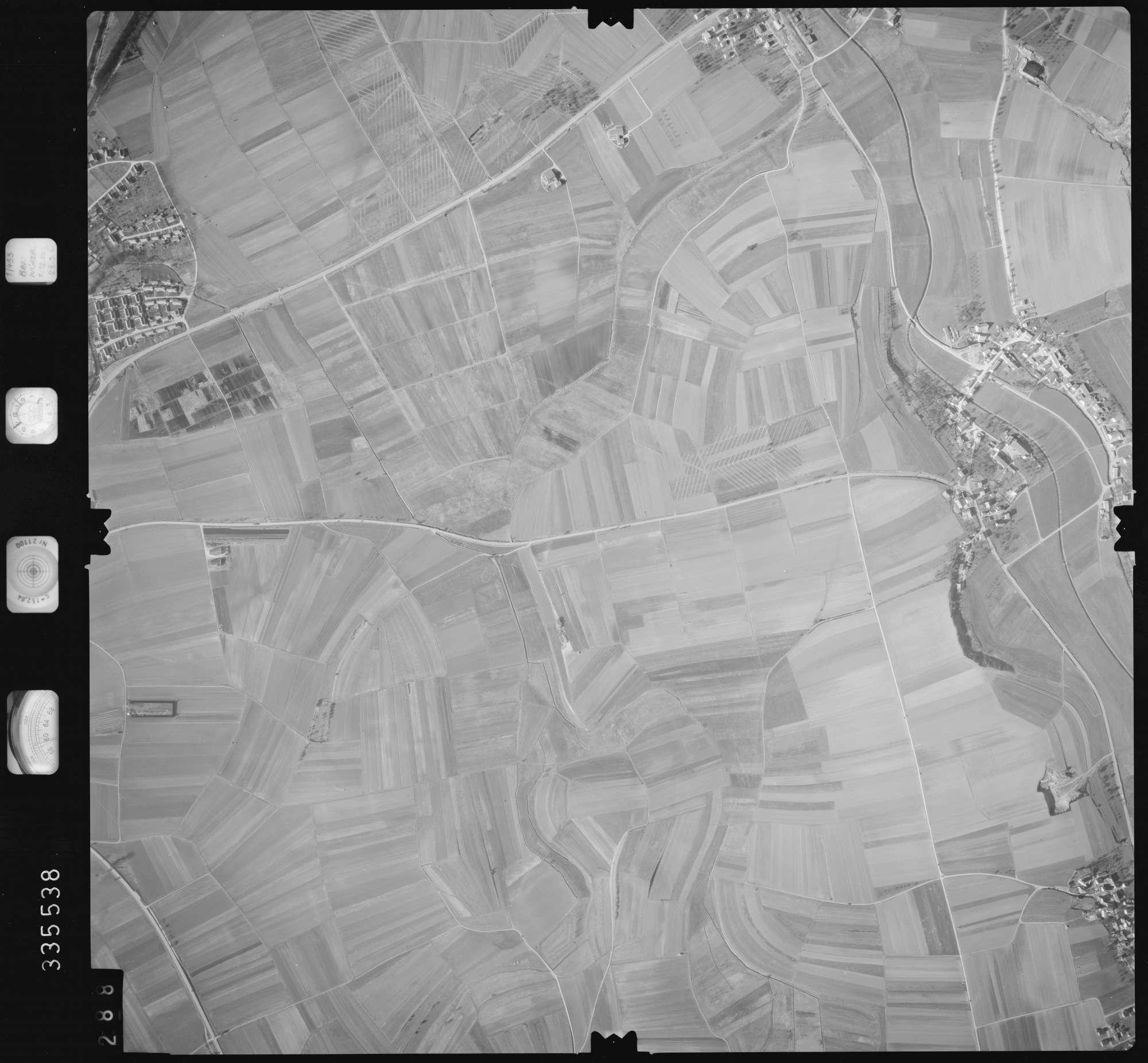 Luftbild: Film 51 Bildnr. 288, Bild 1