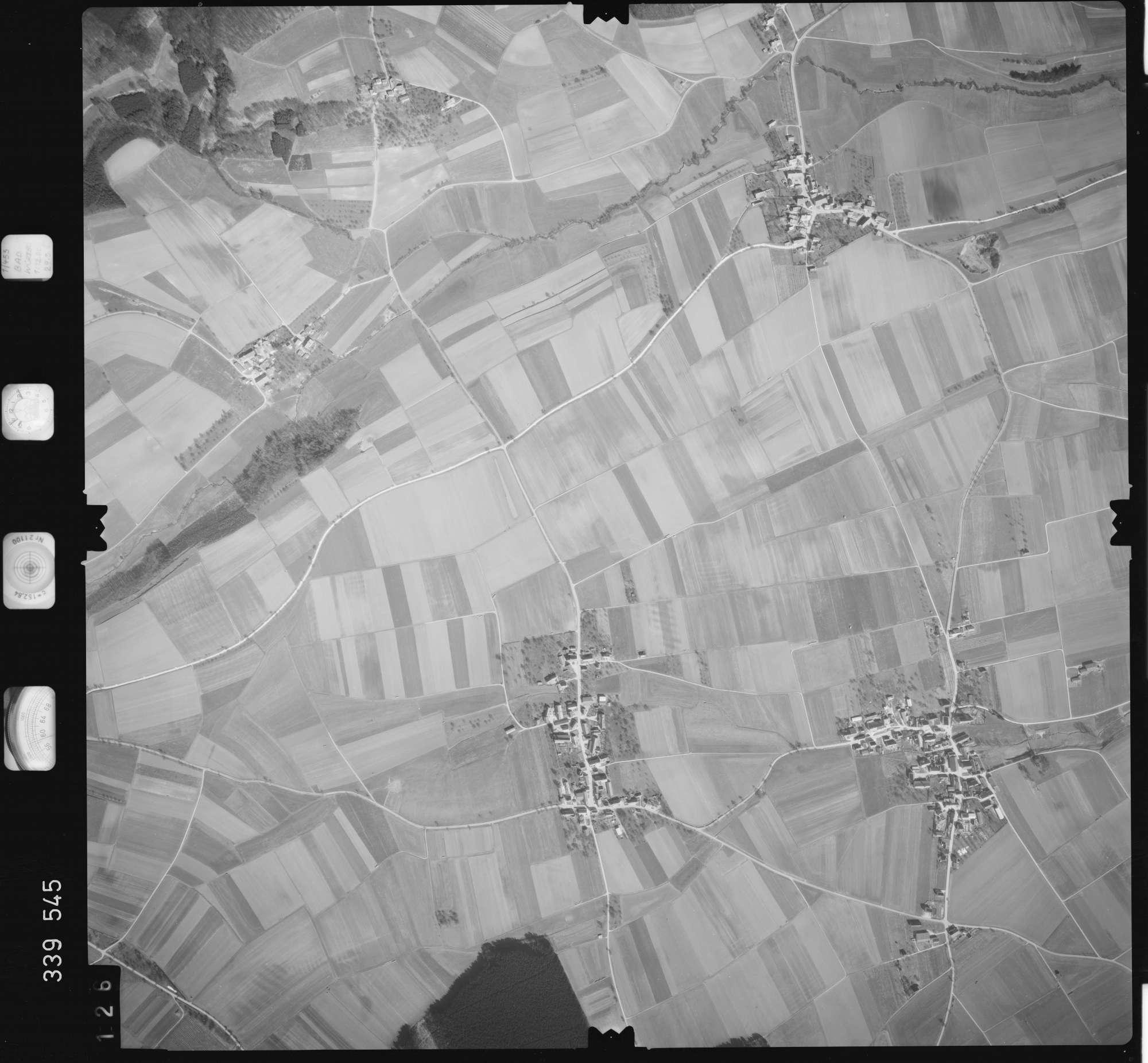 Luftbild: Film 50 Bildnr. 126, Bild 1
