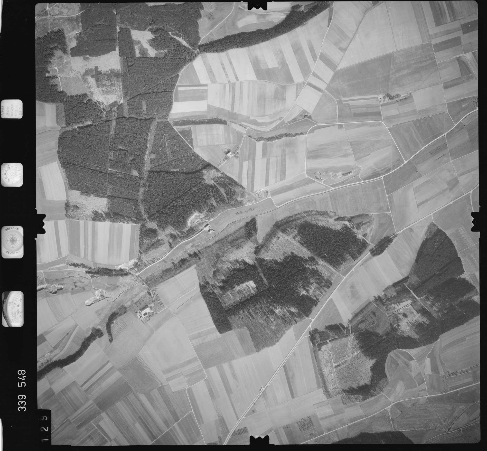 Luftbild: Film 50 Bildnr. 129, Bild 1