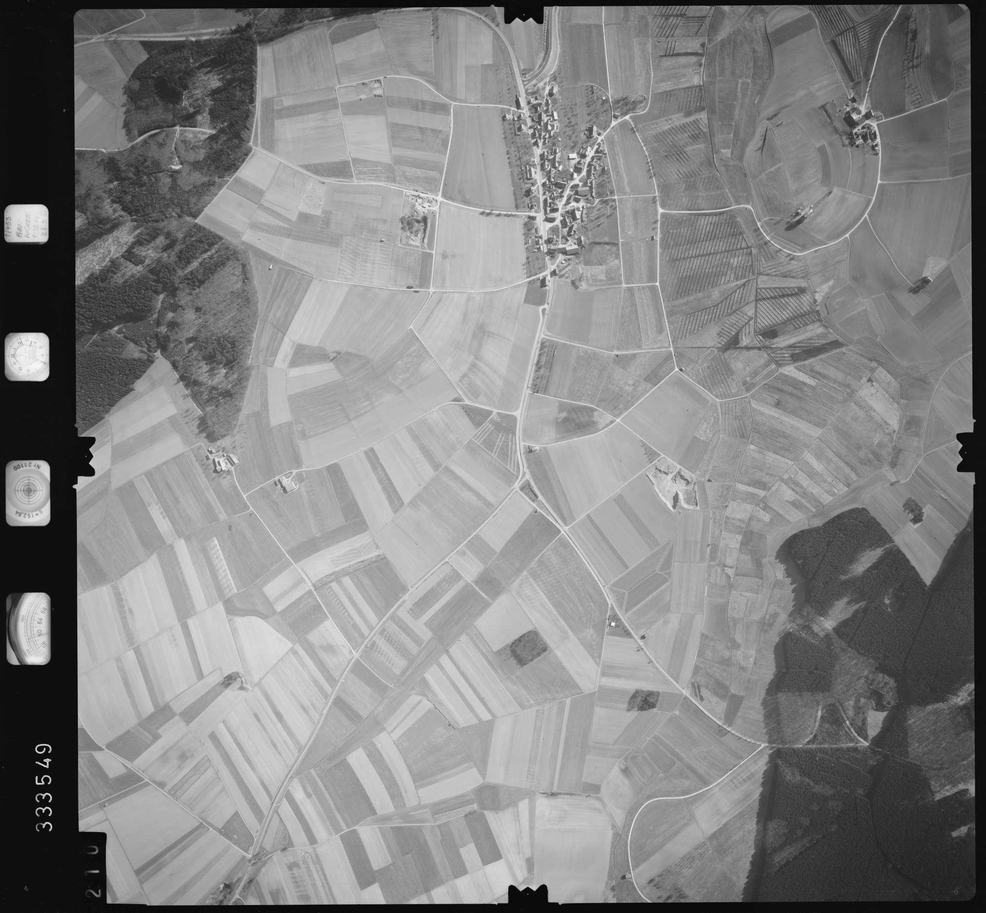 Luftbild: Film 51 Bildnr. 210, Bild 1