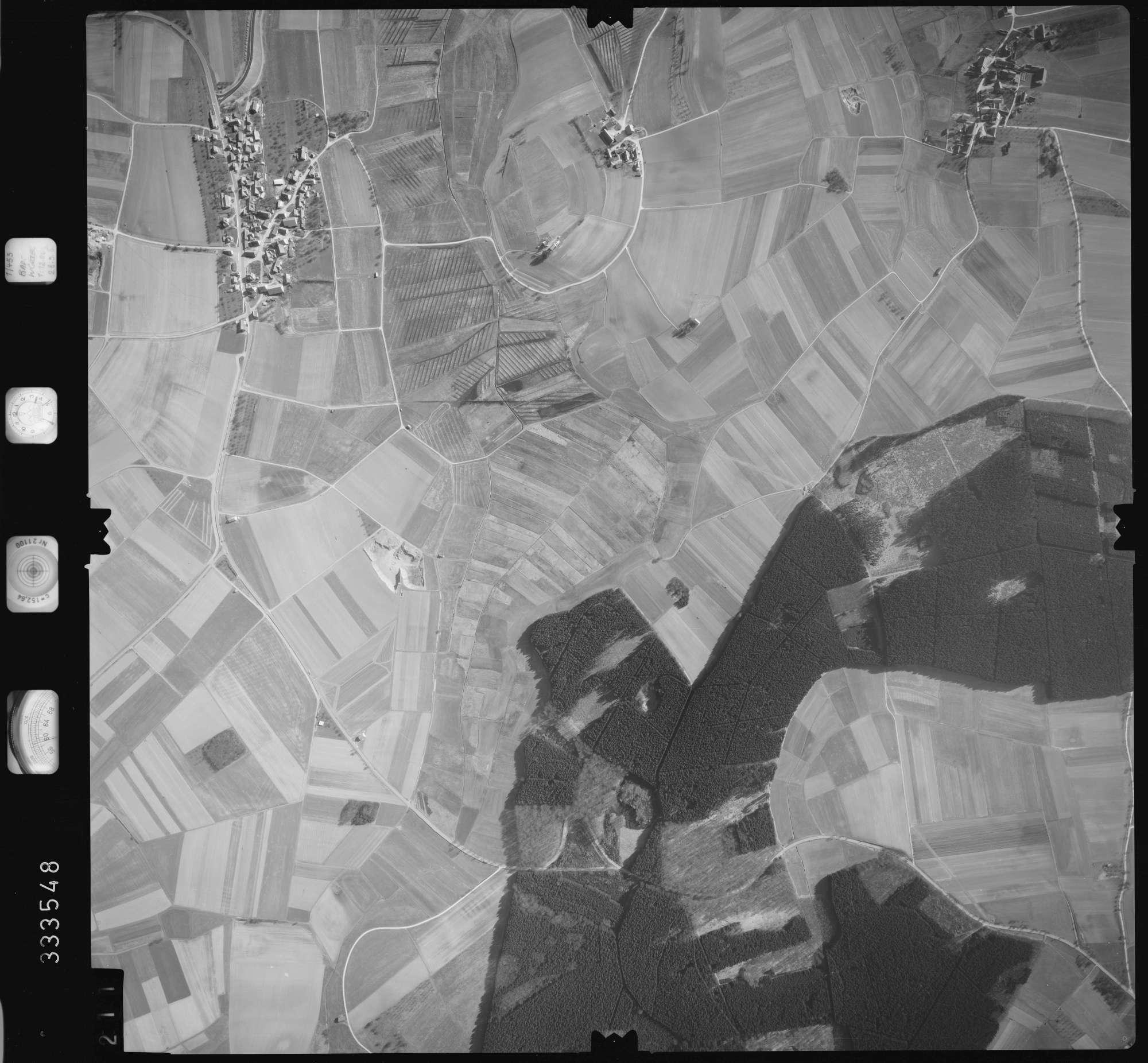Luftbild: Film 51 Bildnr. 211, Bild 1