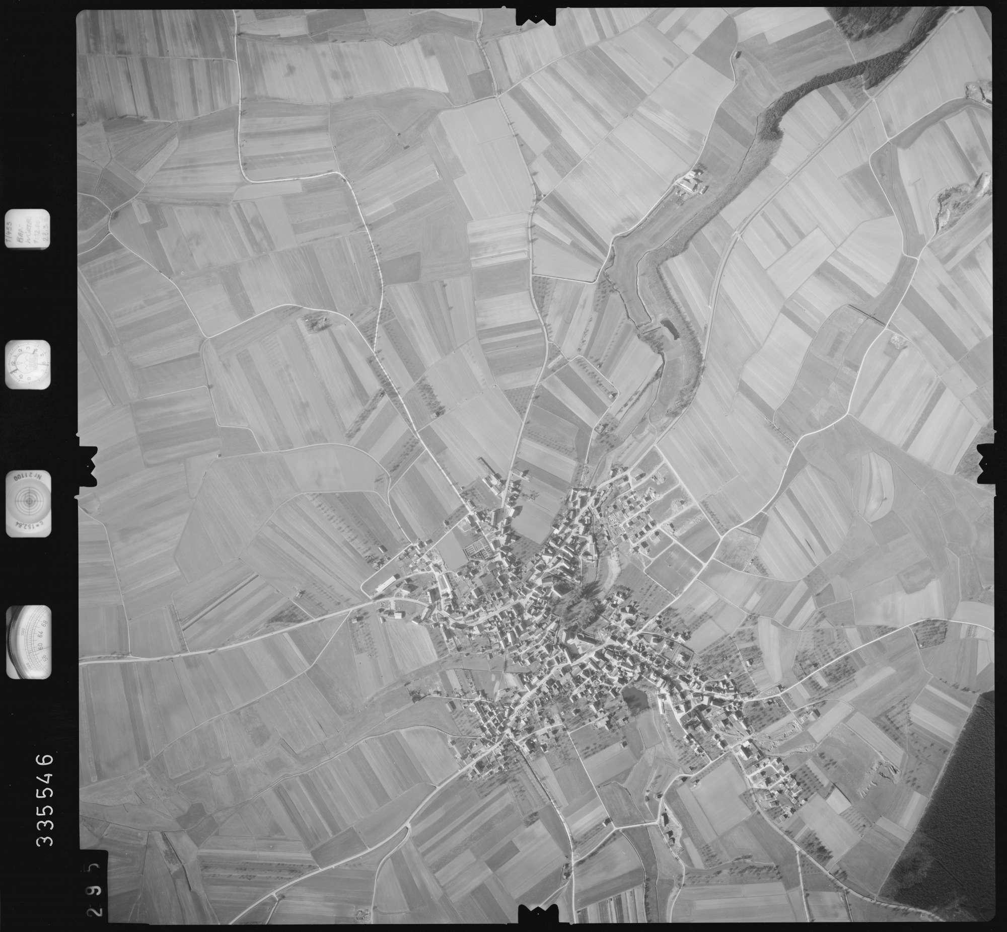 Luftbild: Film 51 Bildnr. 295, Bild 1