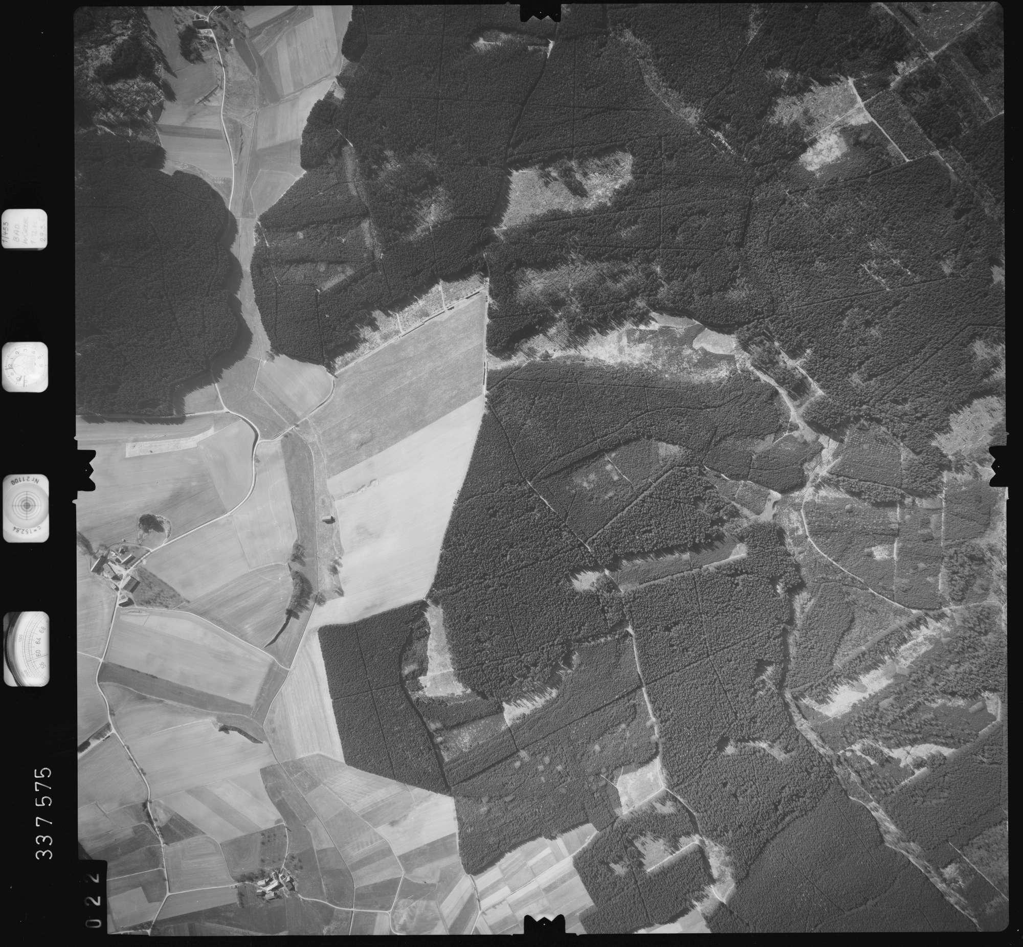 Luftbild: Film 50 Bildnr. 22, Bild 1