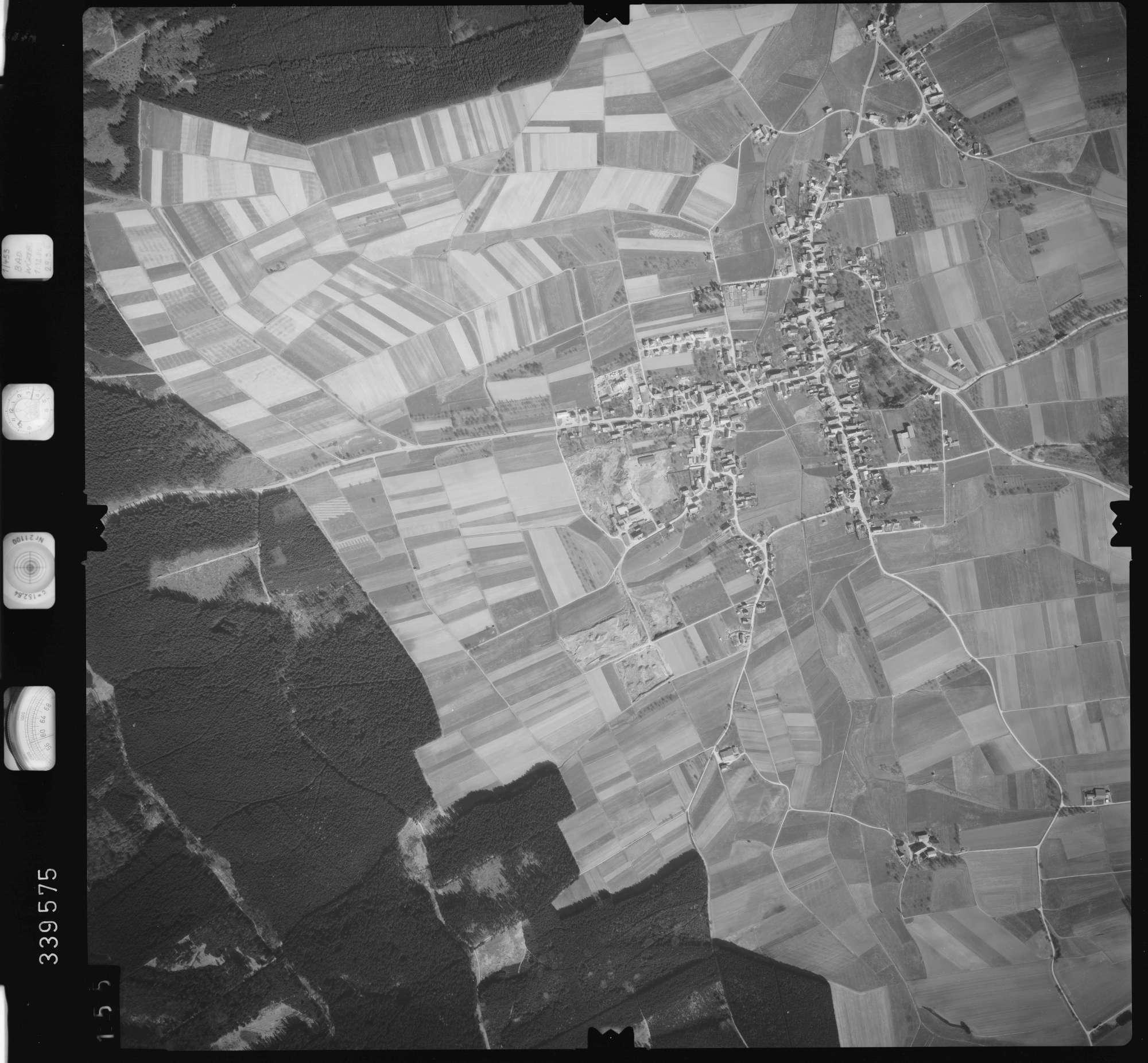Luftbild: Film 50 Bildnr. 155, Bild 1