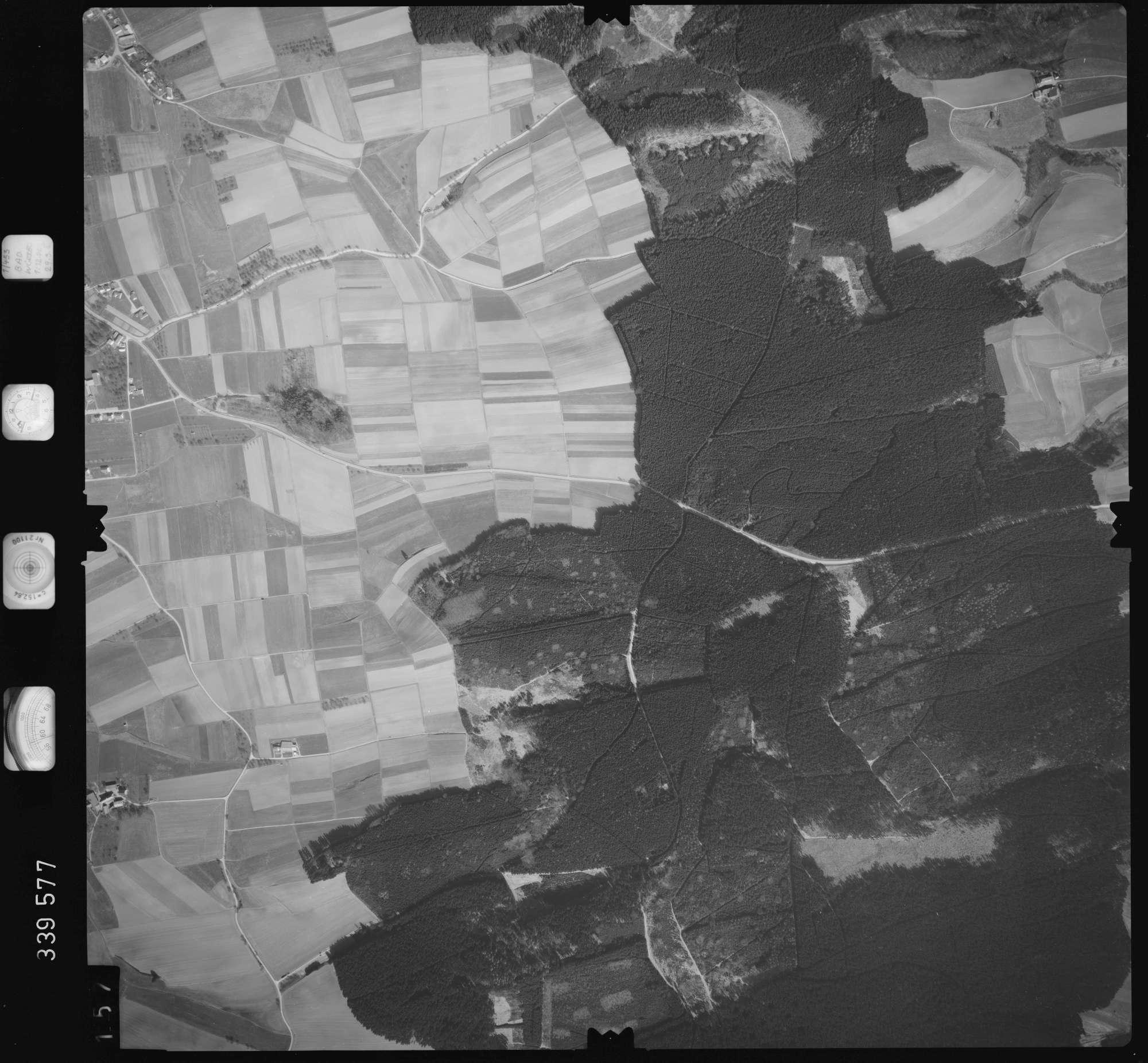 Luftbild: Film 50 Bildnr. 157, Bild 1