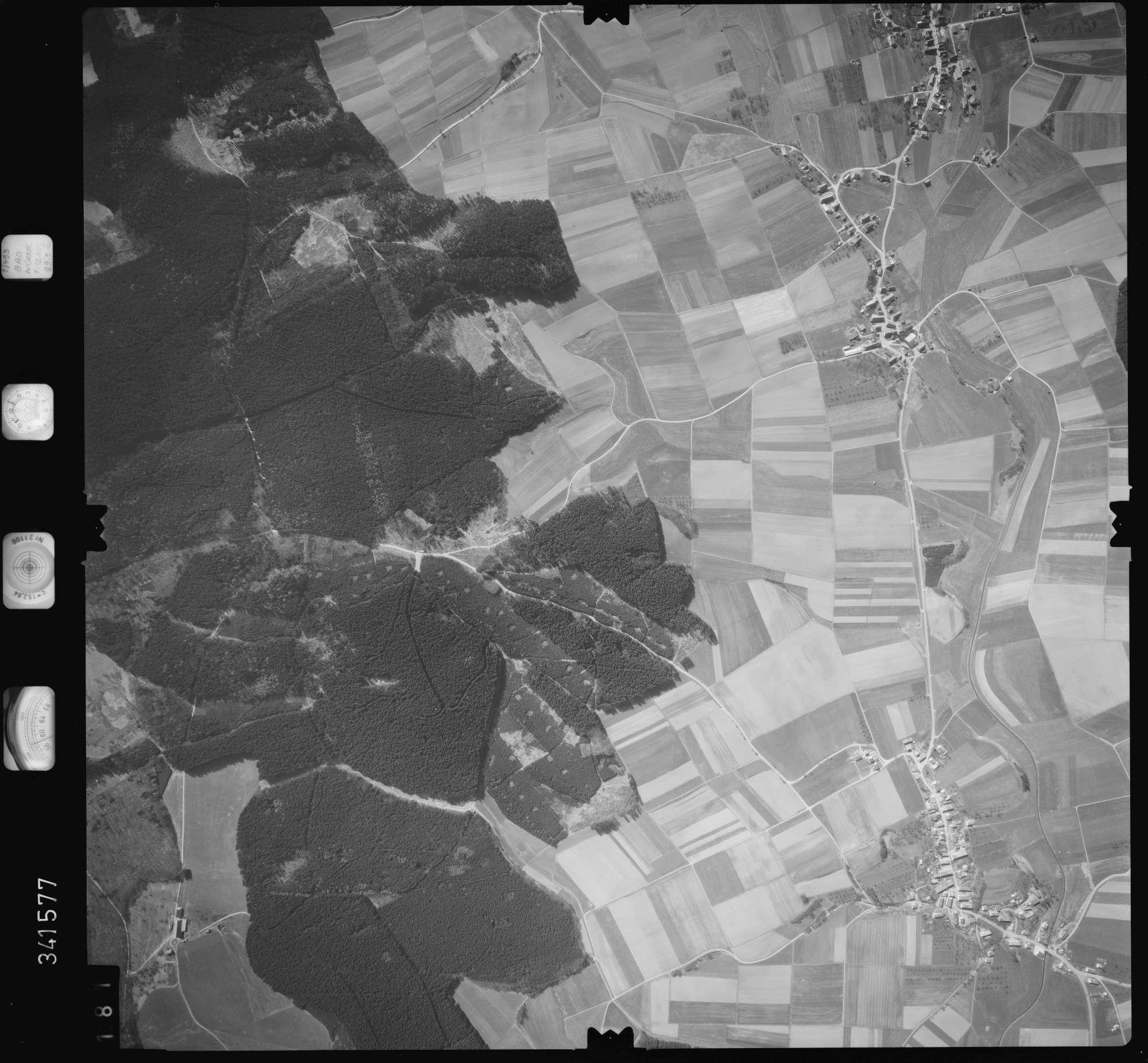 Luftbild: Film 50 Bildnr. 181, Bild 1