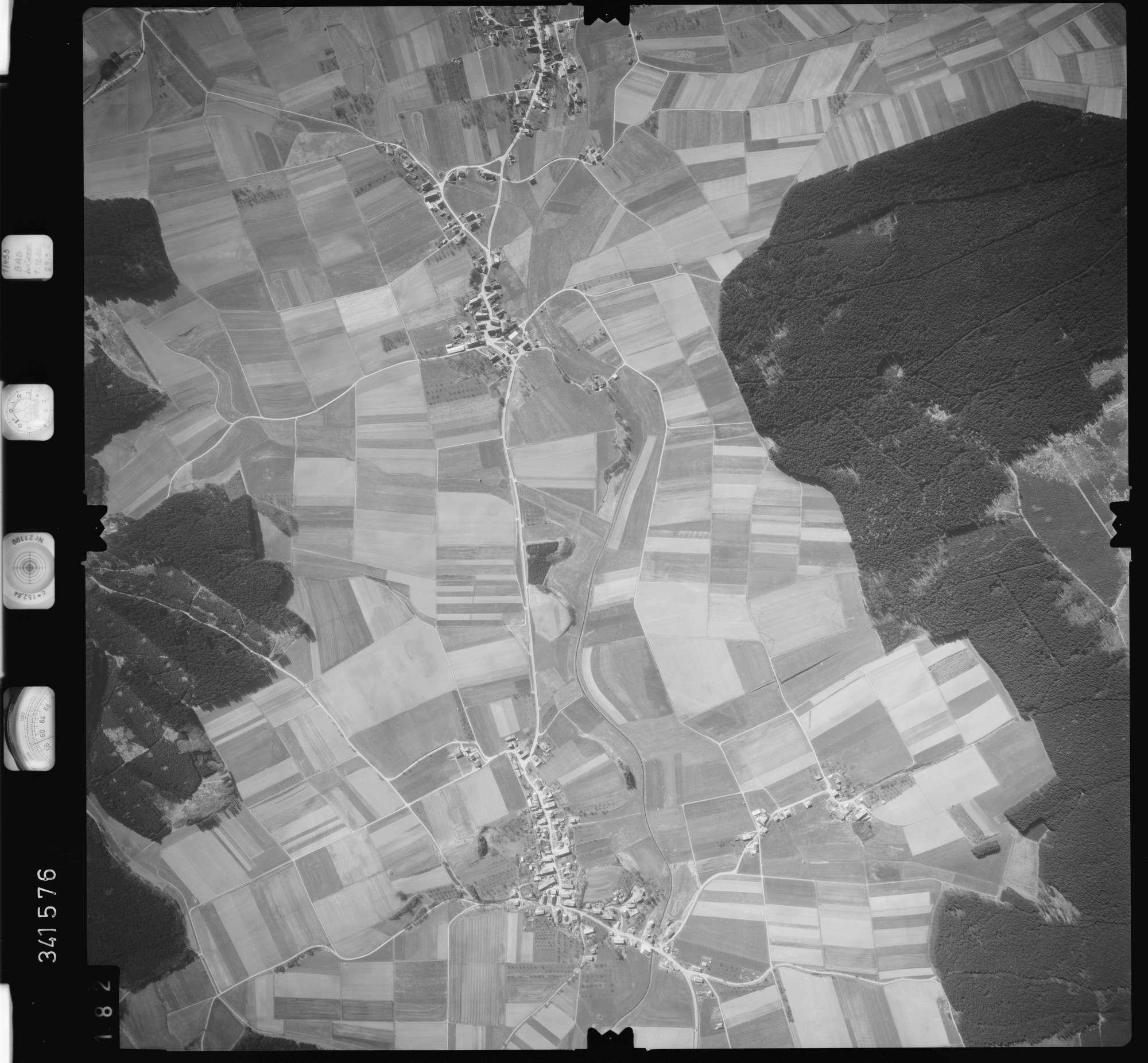Luftbild: Film 50 Bildnr. 182, Bild 1