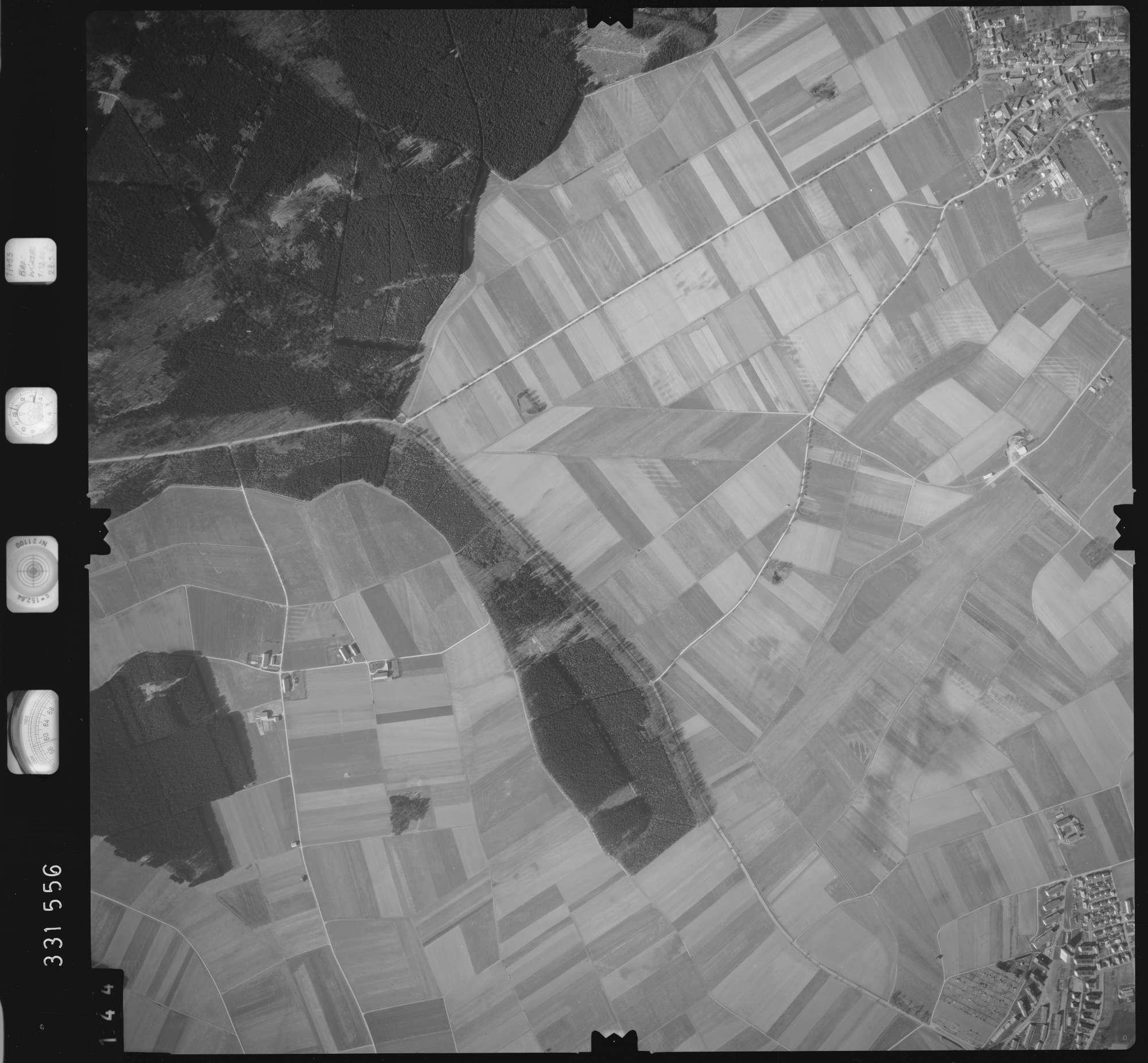 Luftbild: Film 51 Bildnr. 144, Bild 1