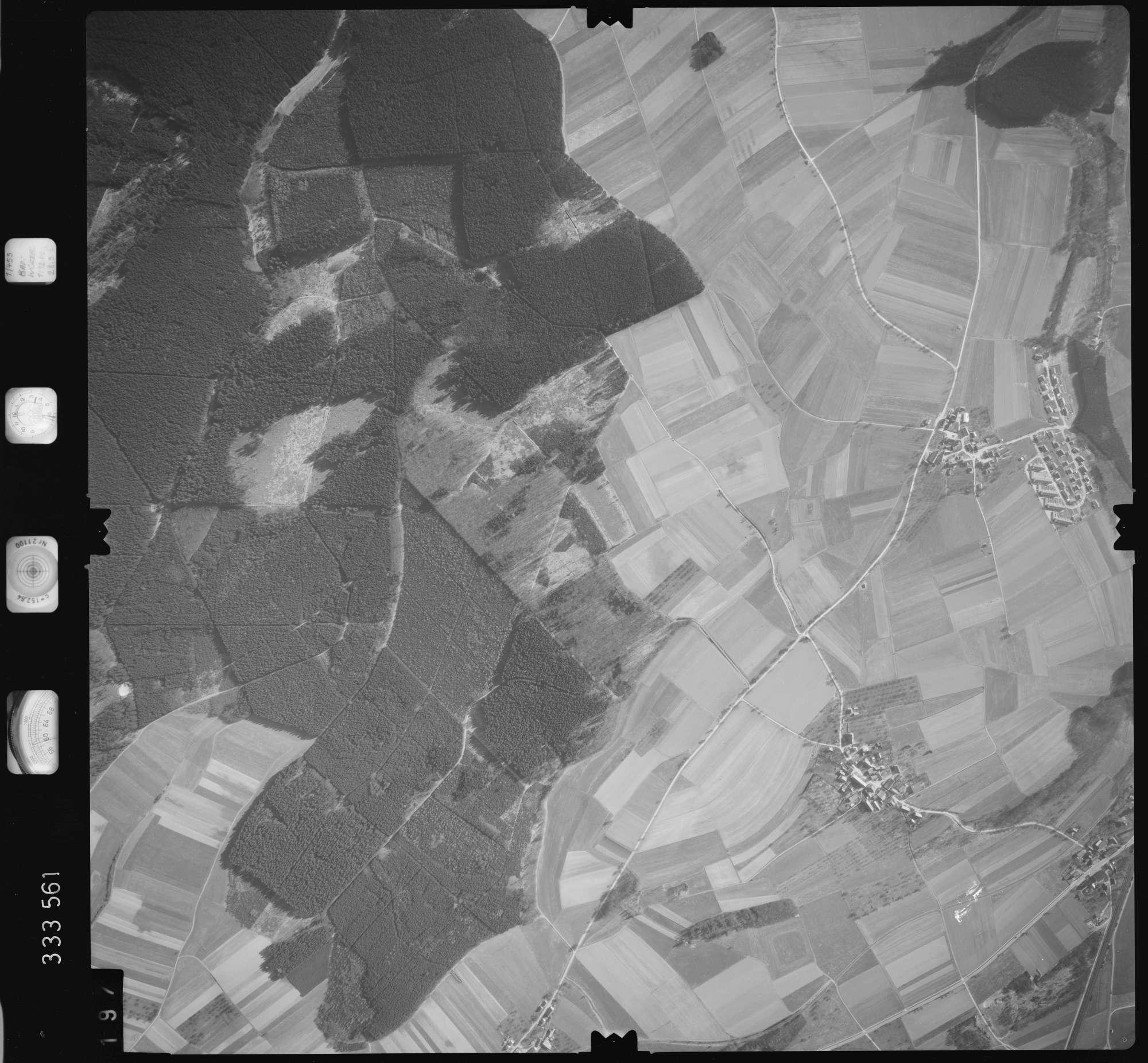 Luftbild: Film 51 Bildnr. 197, Bild 1