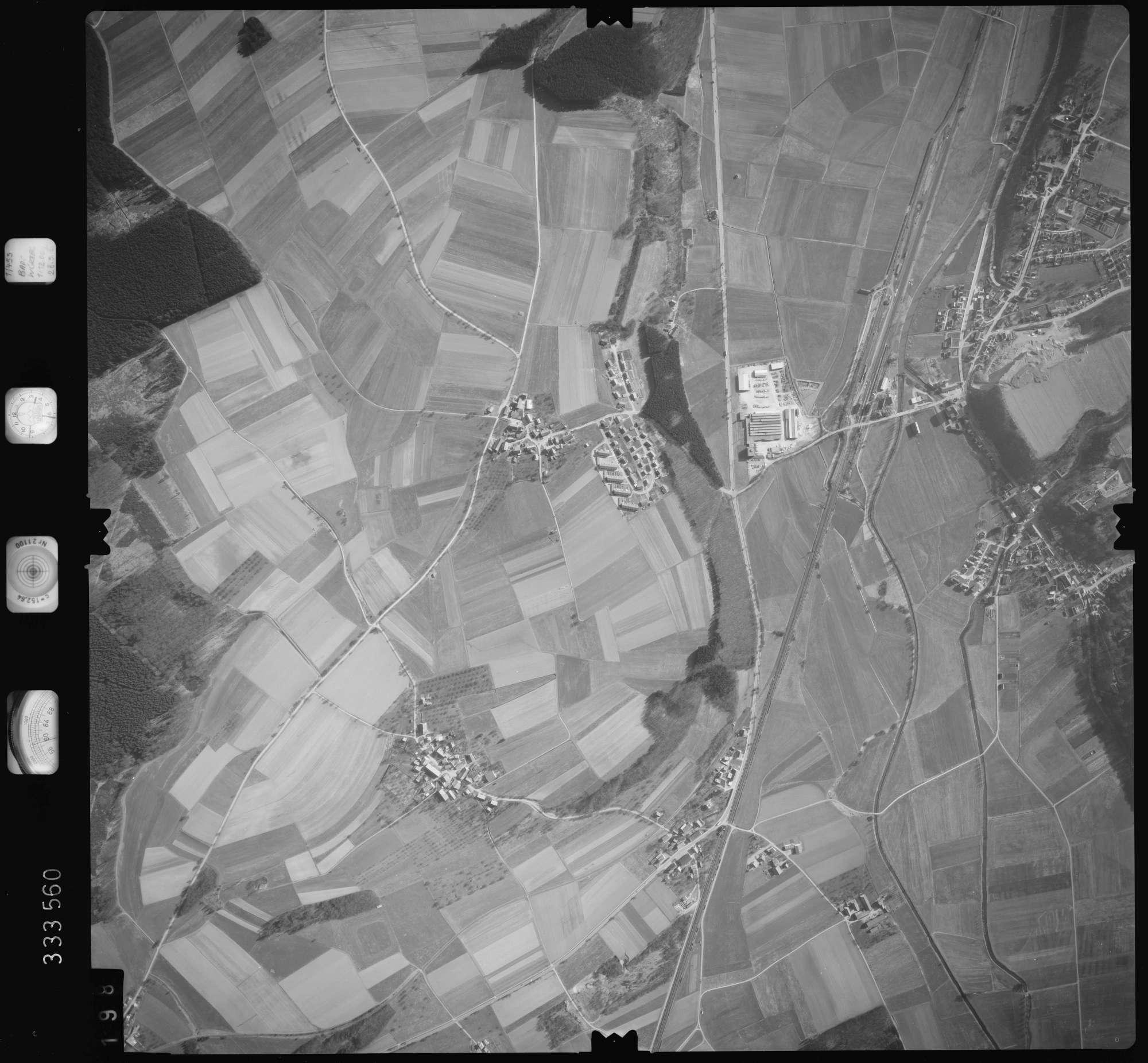 Luftbild: Film 51 Bildnr. 198, Bild 1