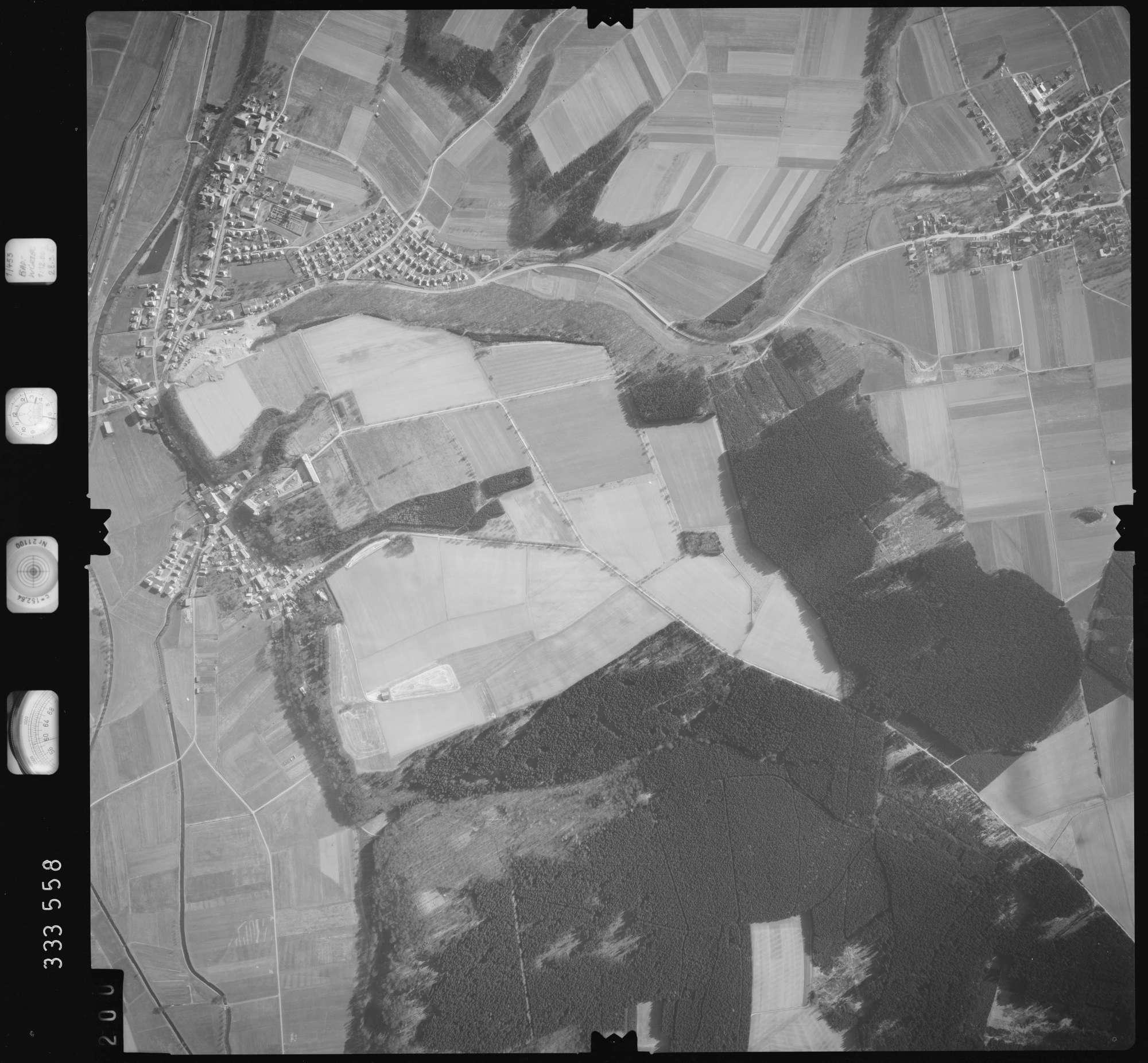Luftbild: Film 51 Bildnr. 200, Bild 1