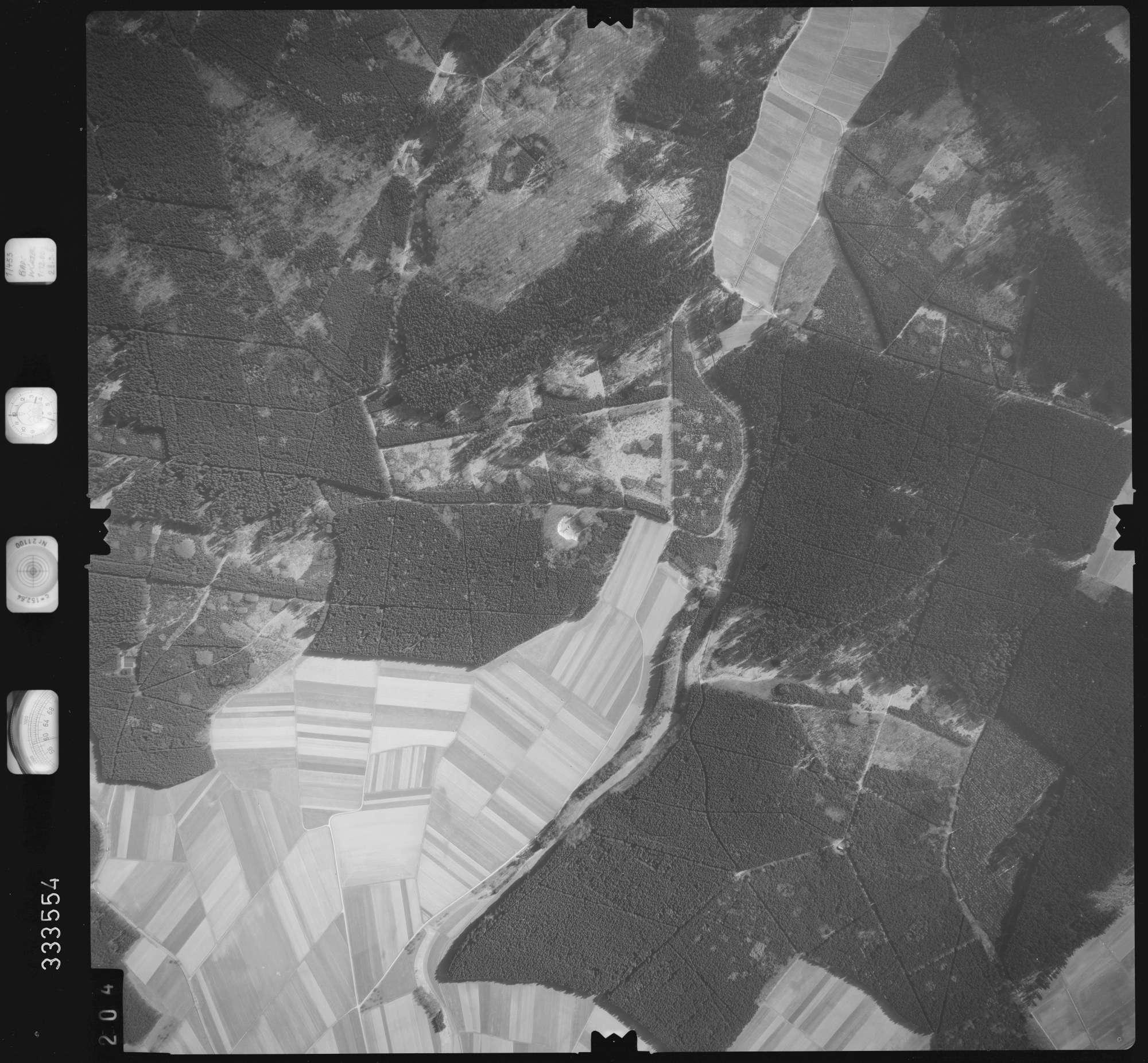 Luftbild: Film 51 Bildnr. 204, Bild 1