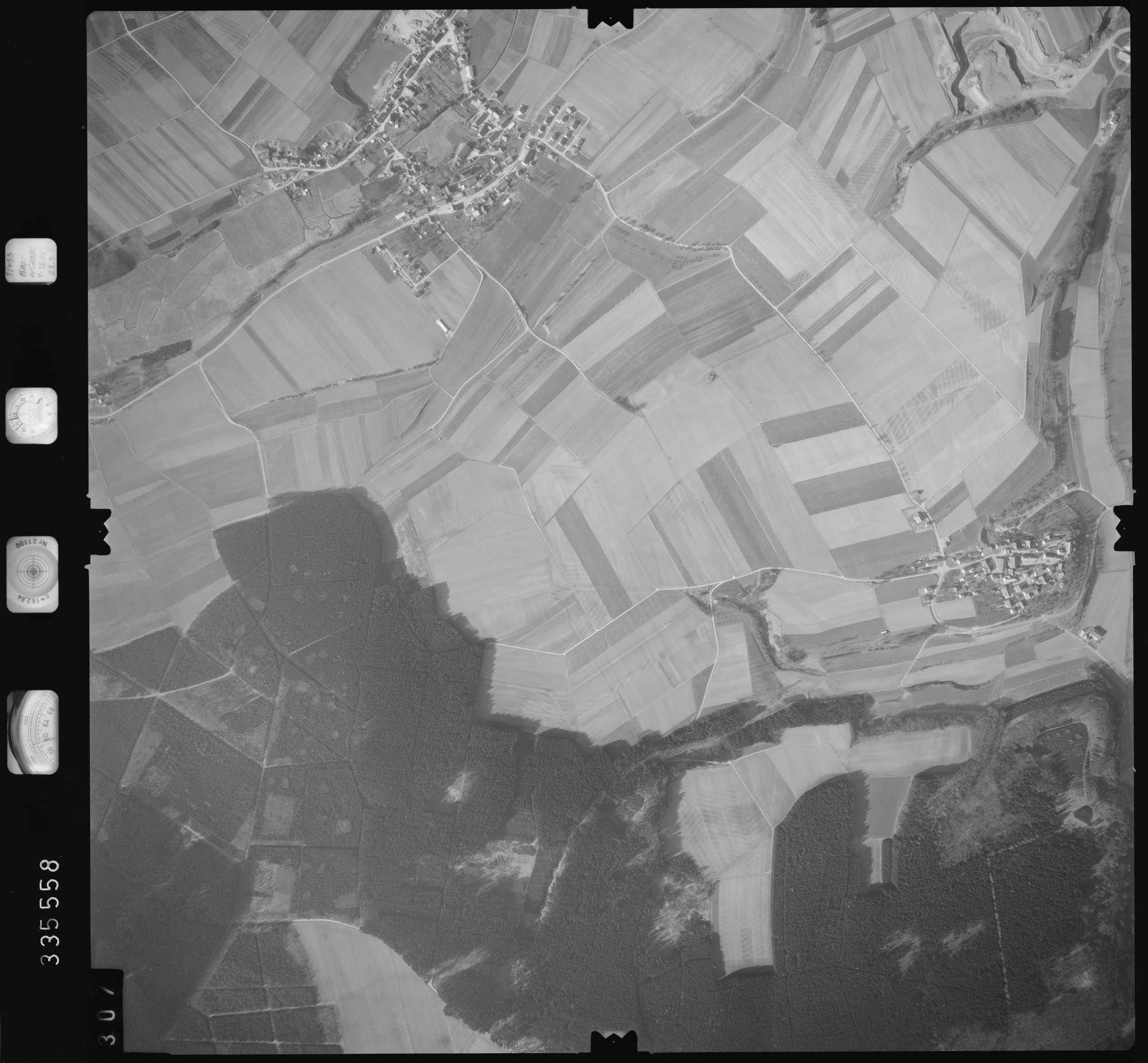 Luftbild: Film 51 Bildnr. 307, Bild 1