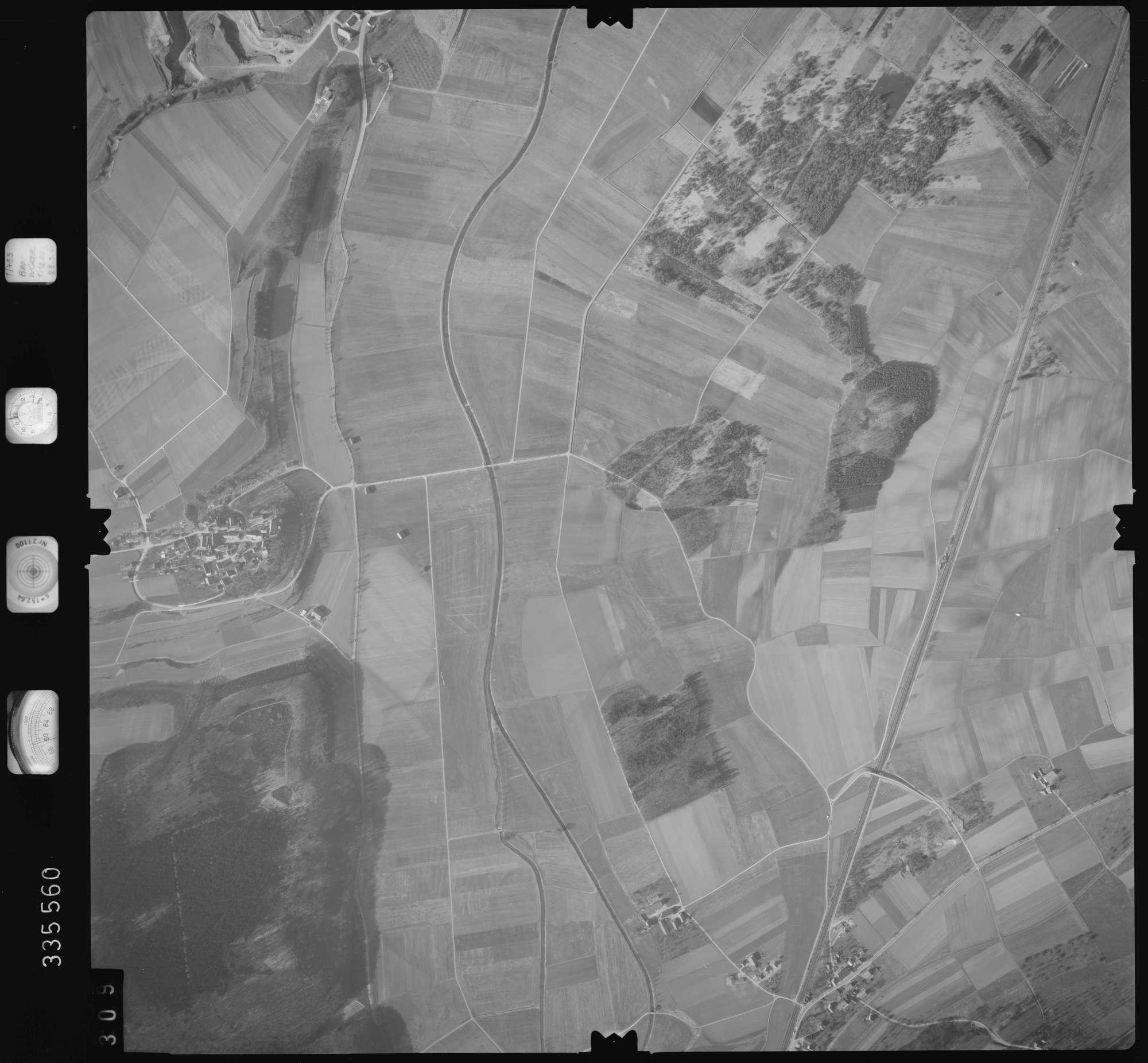 Luftbild: Film 51 Bildnr. 309, Bild 1