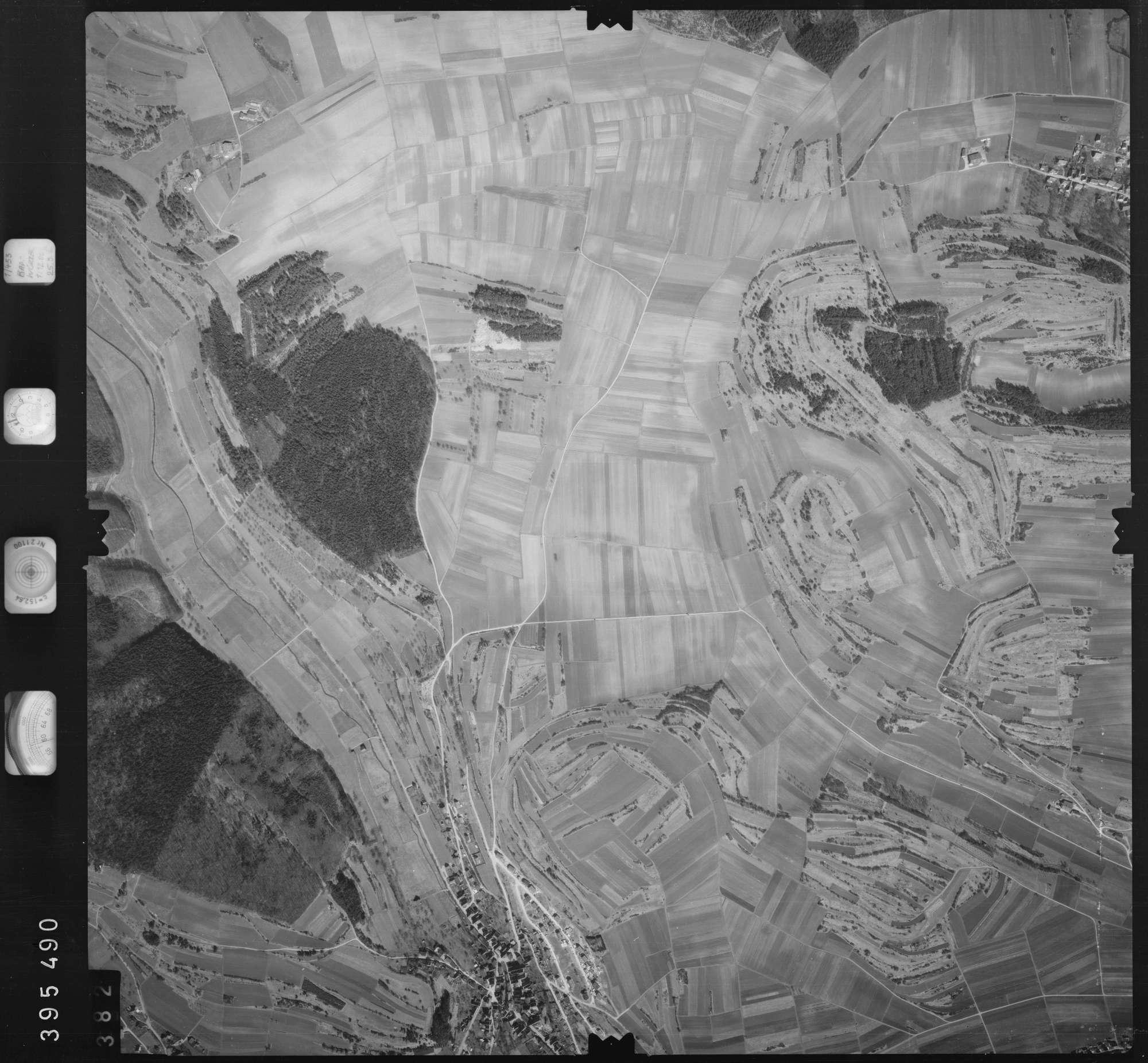 Luftbild: Film 13 Bildnr. 382, Bild 1