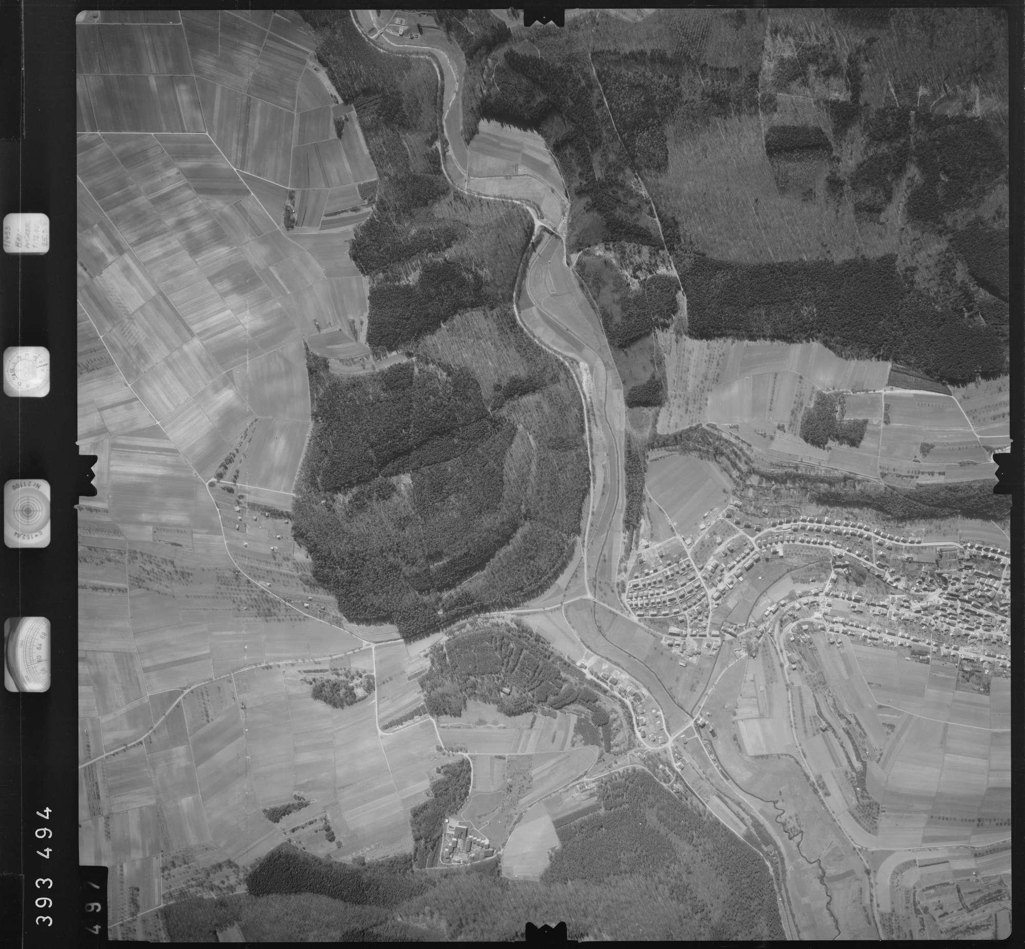 Luftbild: Film 13 Bildnr. 497, Bild 1