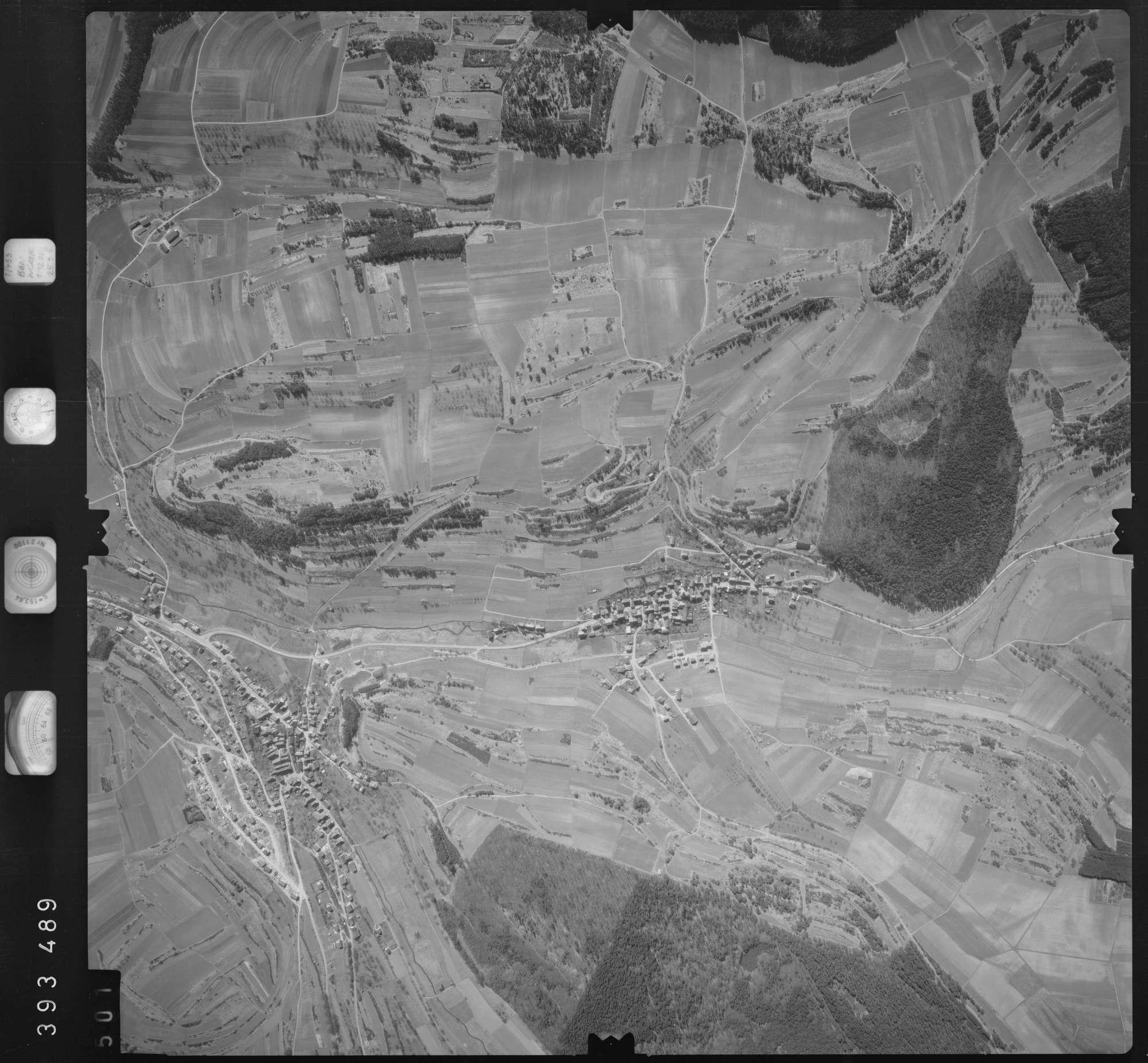 Luftbild: Film 13 Bildnr. 501, Bild 1
