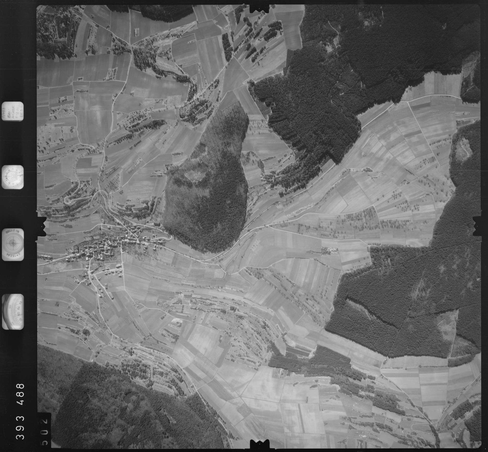 Luftbild: Film 13 Bildnr. 502, Bild 1
