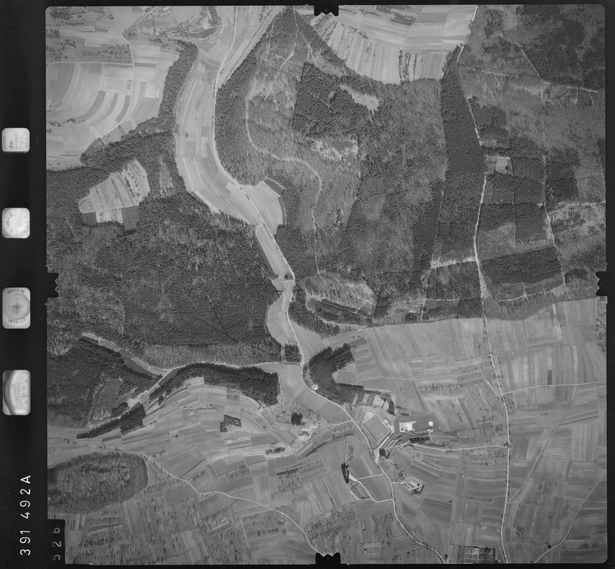 Luftbild: Film 13 Bildnr. 526, Bild 1