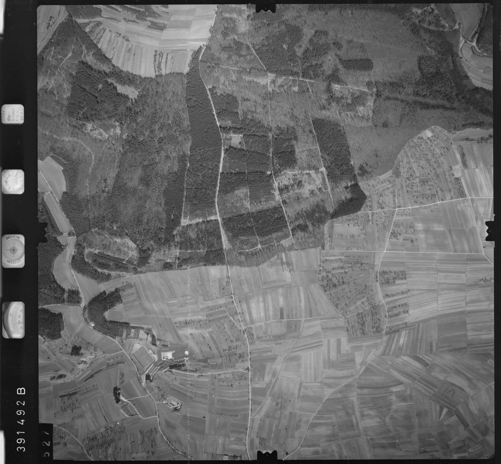 Luftbild: Film 13 Bildnr. 527, Bild 1