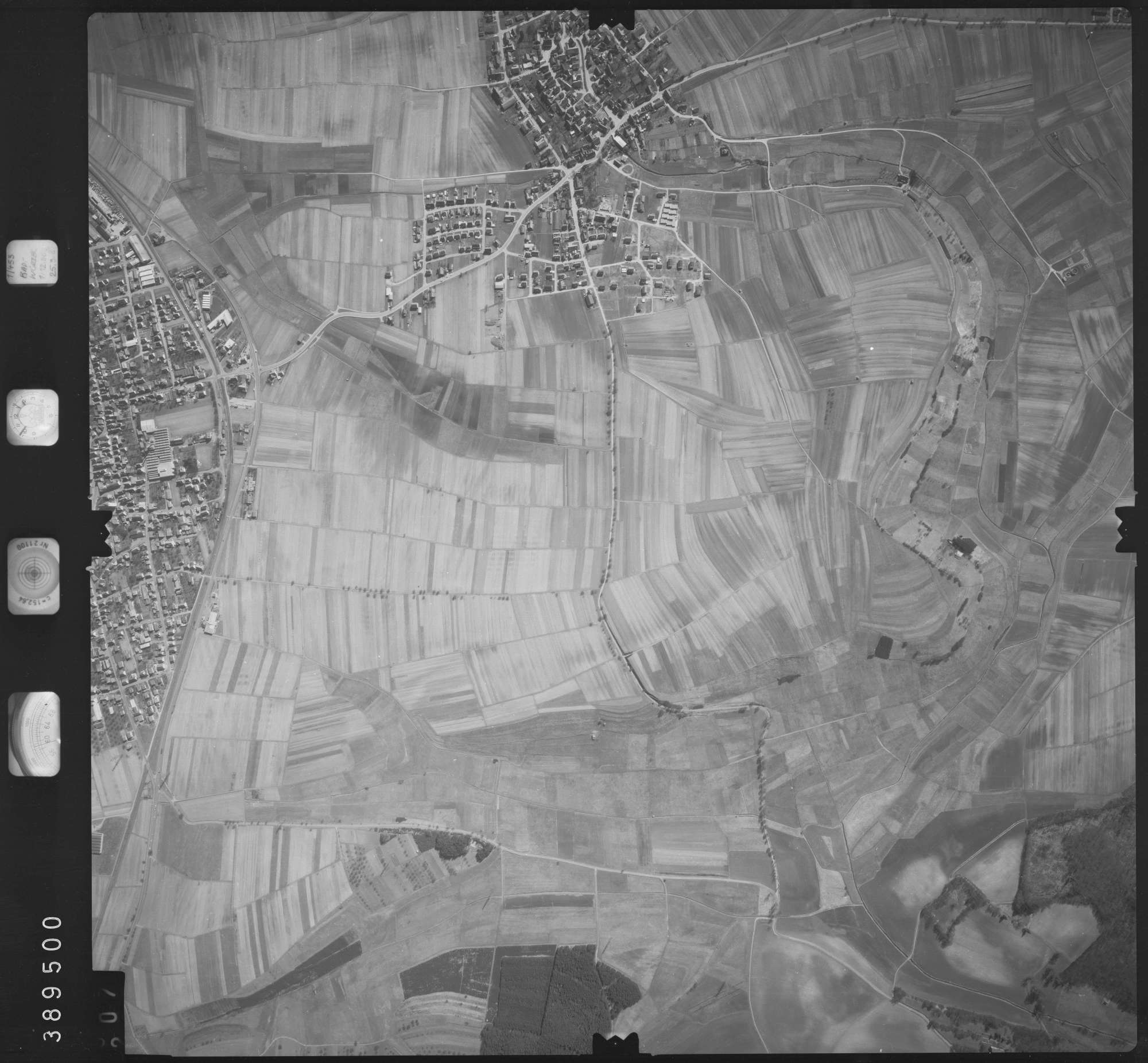Luftbild: Film 22 Bildnr. 207, Bild 1
