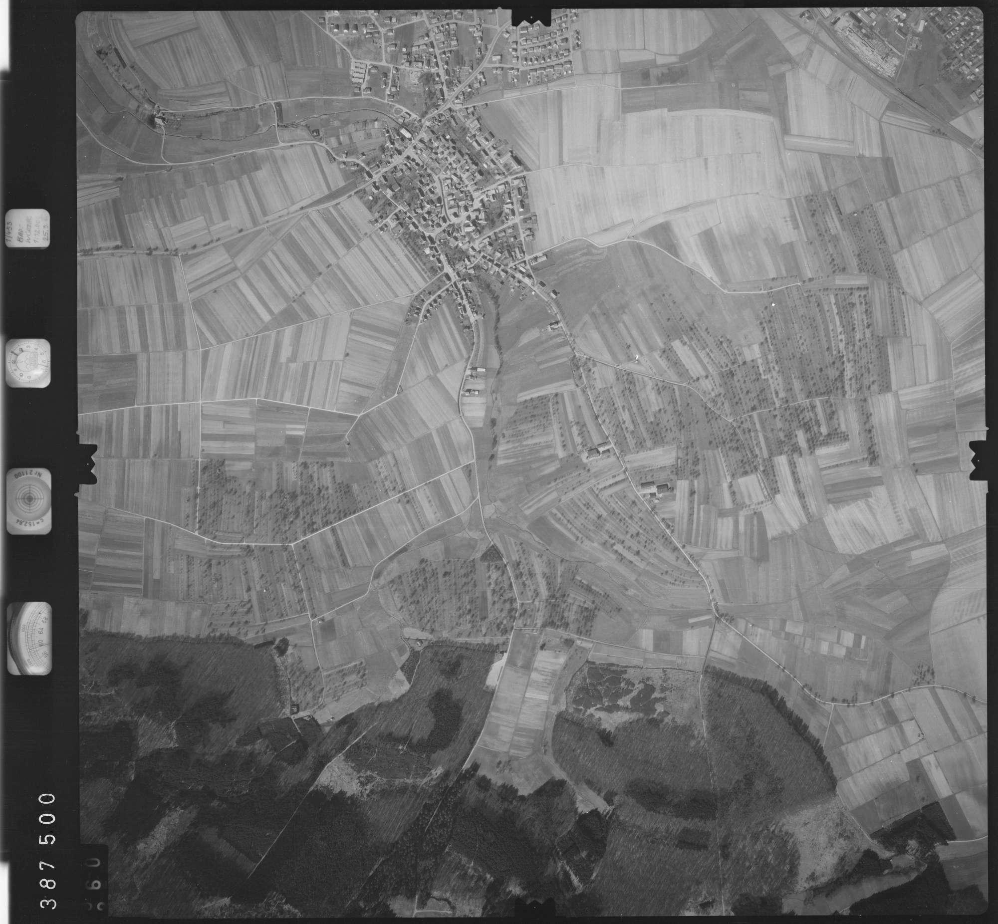 Luftbild: Film 22 Bildnr. 260, Bild 1