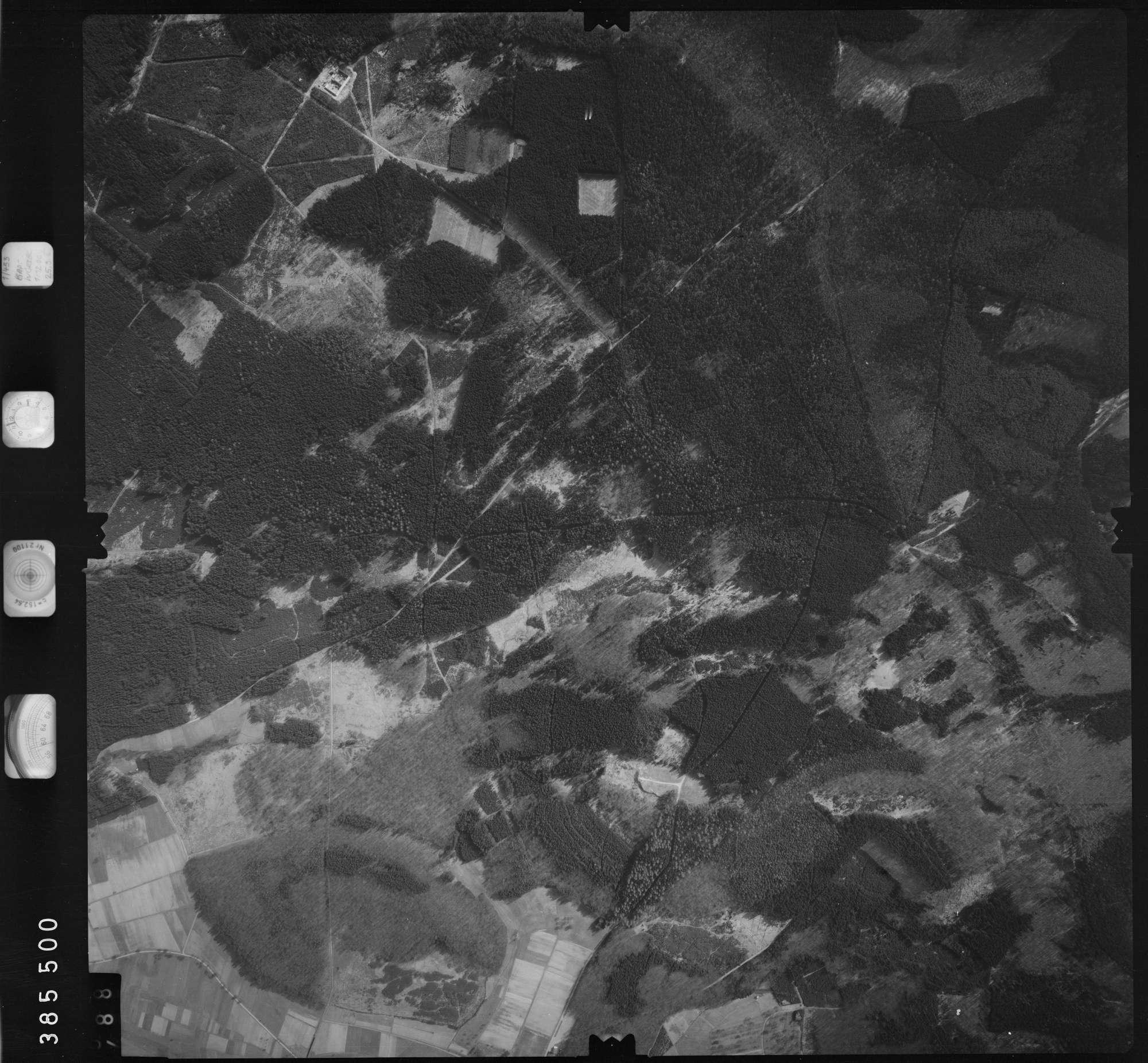 Luftbild: Film 23 Bildnr. 488, Bild 1