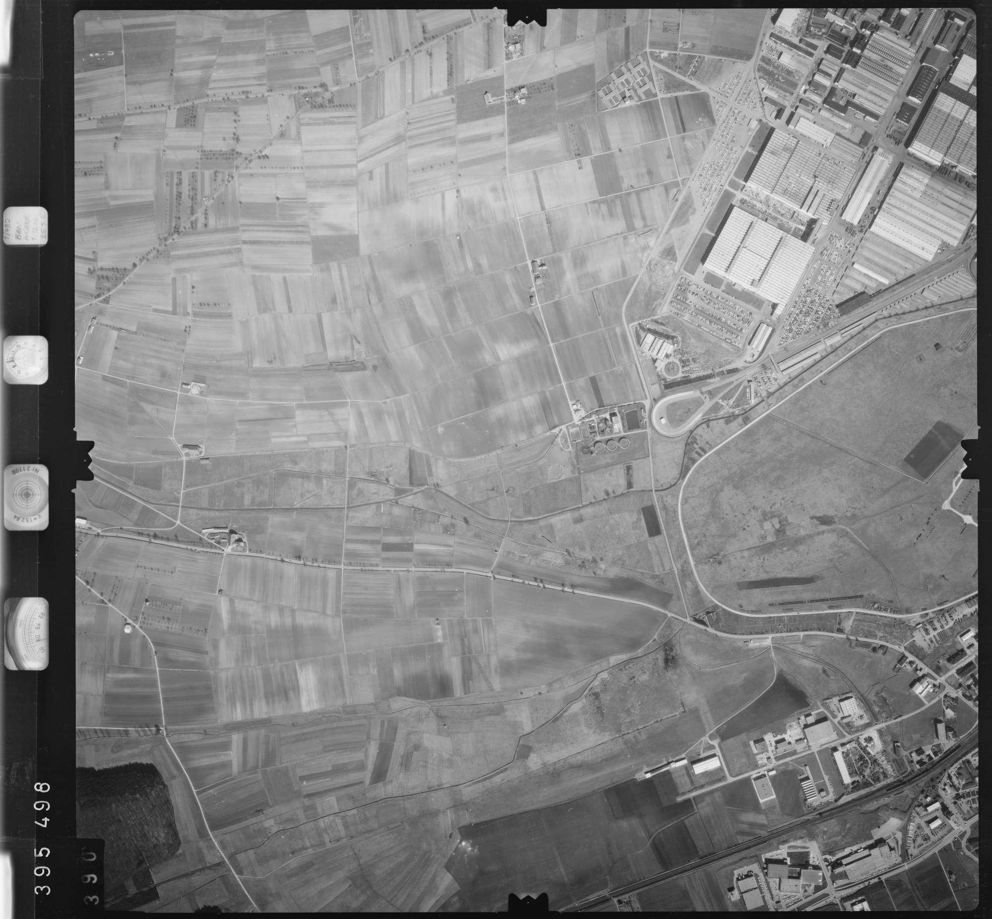 Luftbild: Film 13 Bildnr. 390, Bild 1