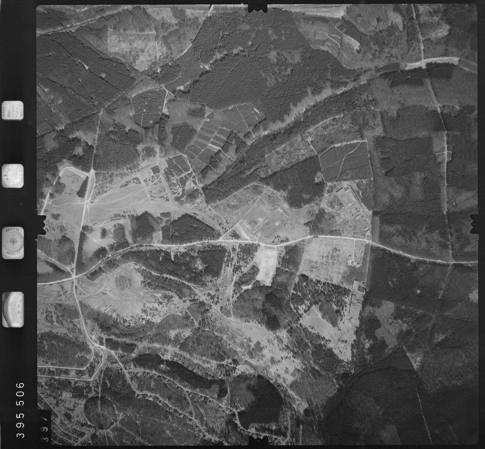 Luftbild: Film 13 Bildnr. 397, Bild 1