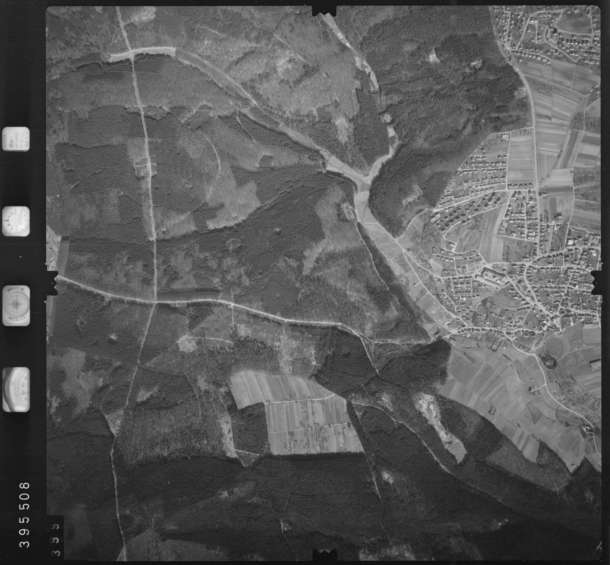 Luftbild: Film 13 Bildnr. 399, Bild 1