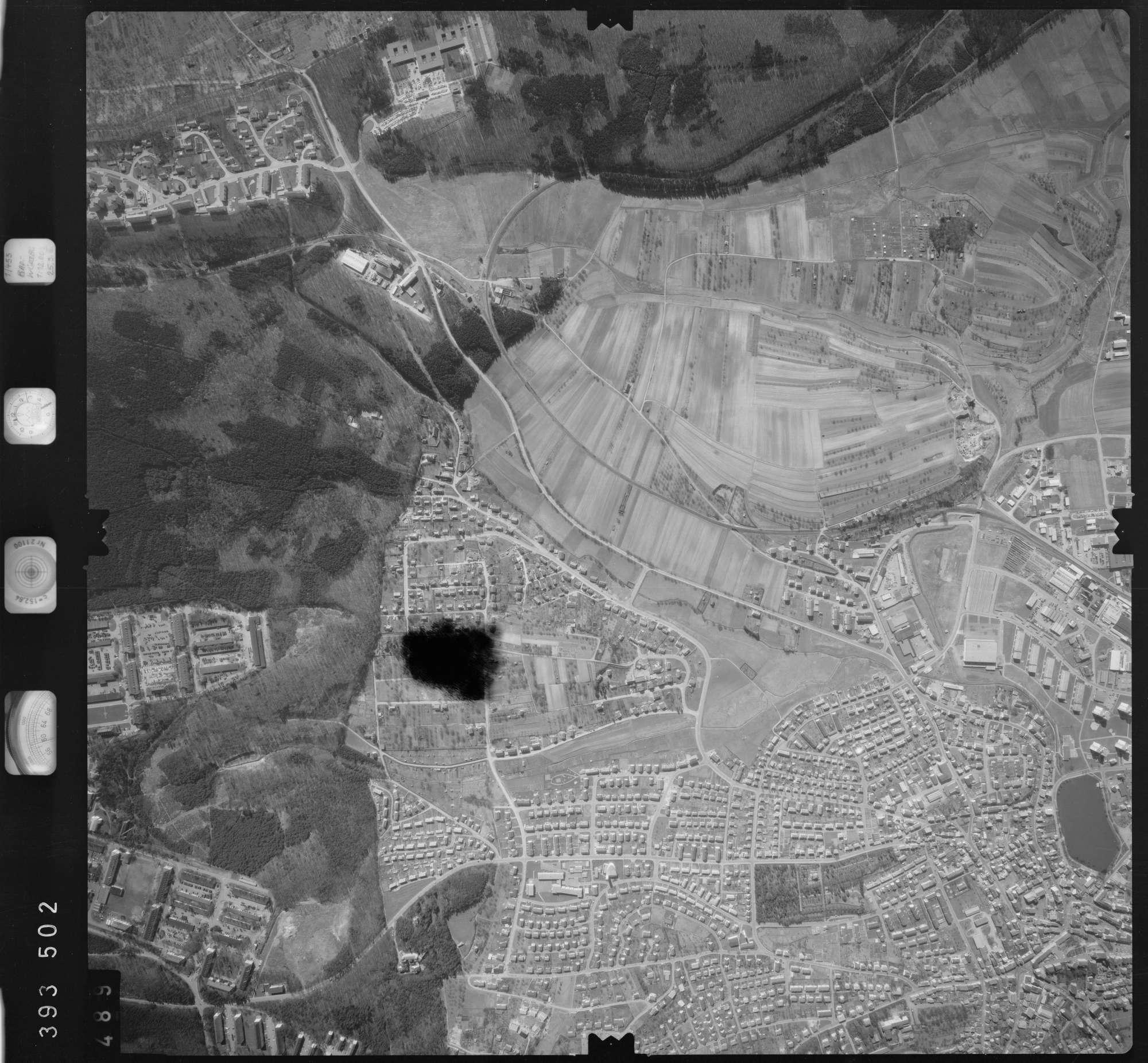 Luftbild: Film 13 Bildnr. 489, Bild 1