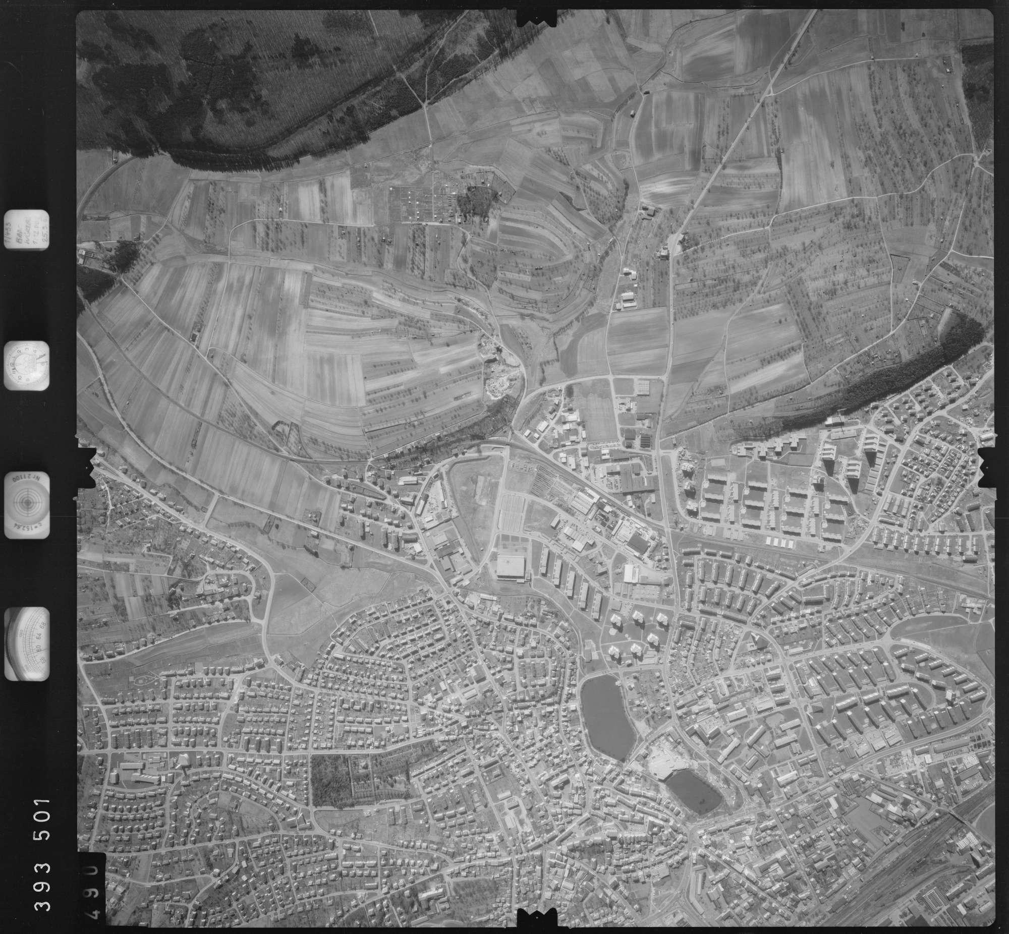 Luftbild: Film 13 Bildnr. 490, Bild 1