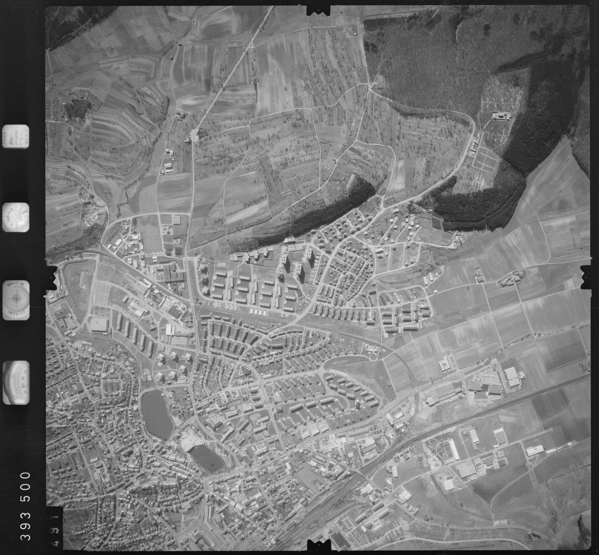 Luftbild: Film 13 Bildnr. 491, Bild 1