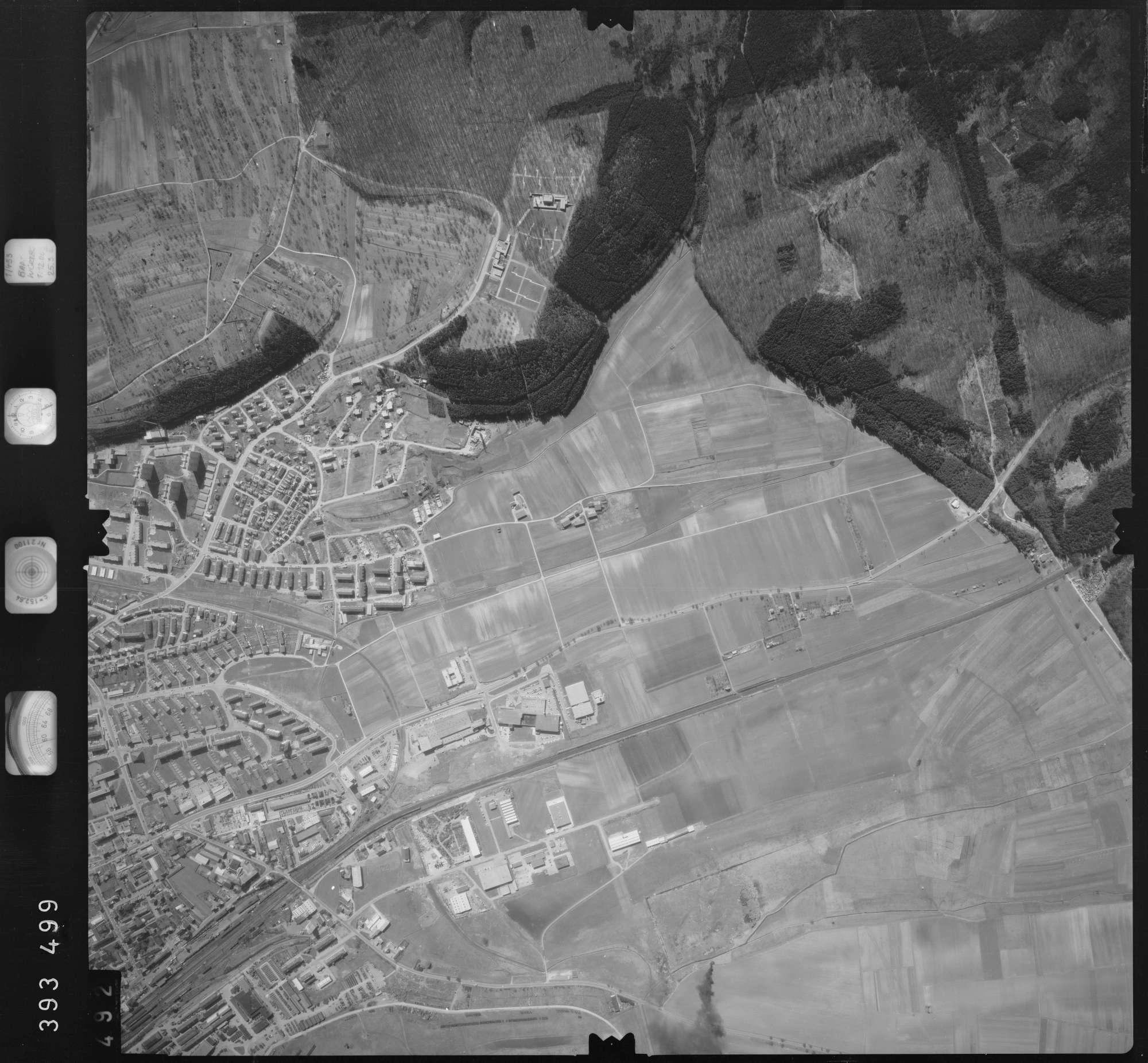 Luftbild: Film 13 Bildnr. 492, Bild 1