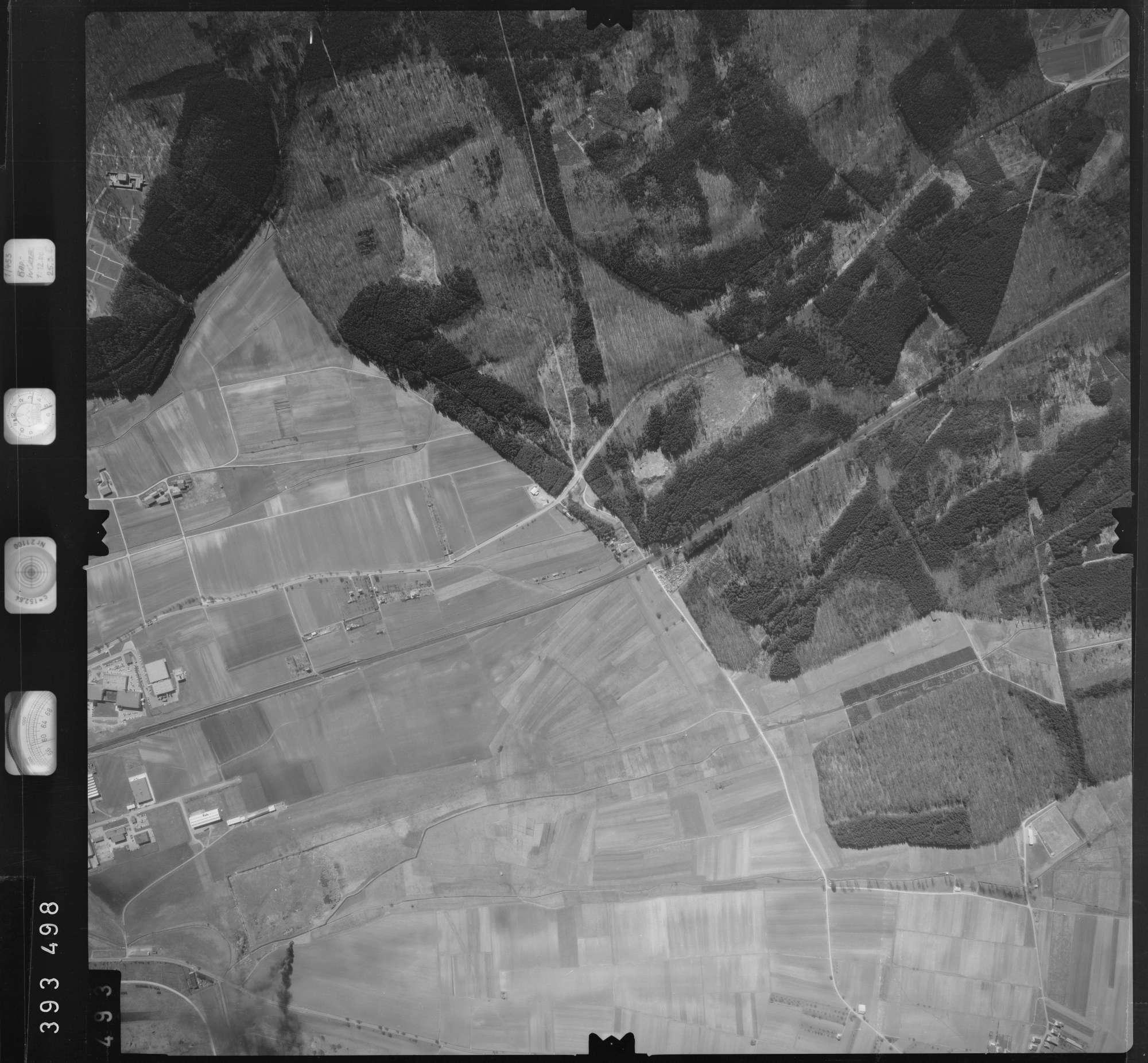 Luftbild: Film 13 Bildnr. 493, Bild 1
